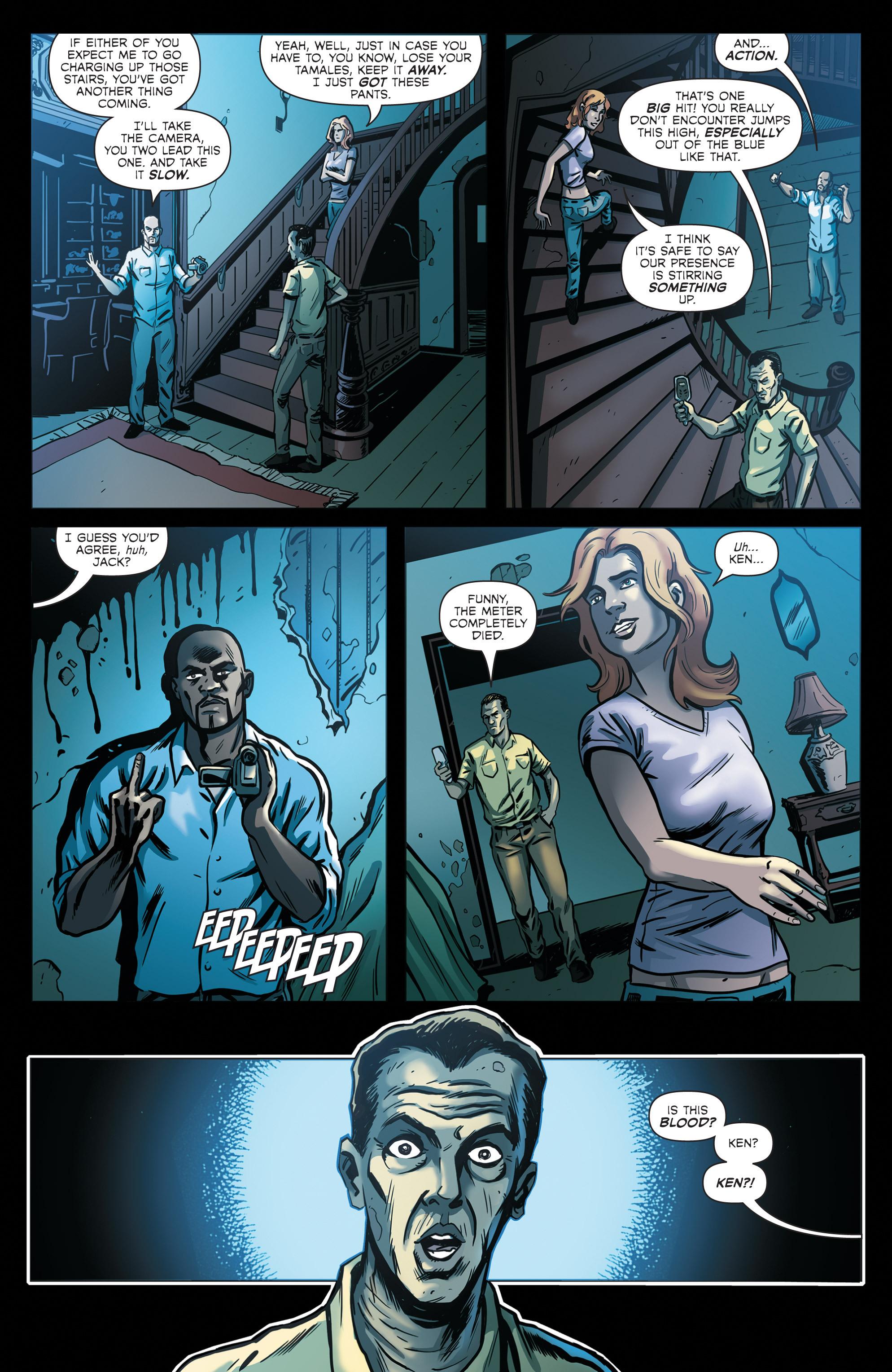 Read online Hoax Hunters (2012) comic -  Issue # TPB 2 - 87