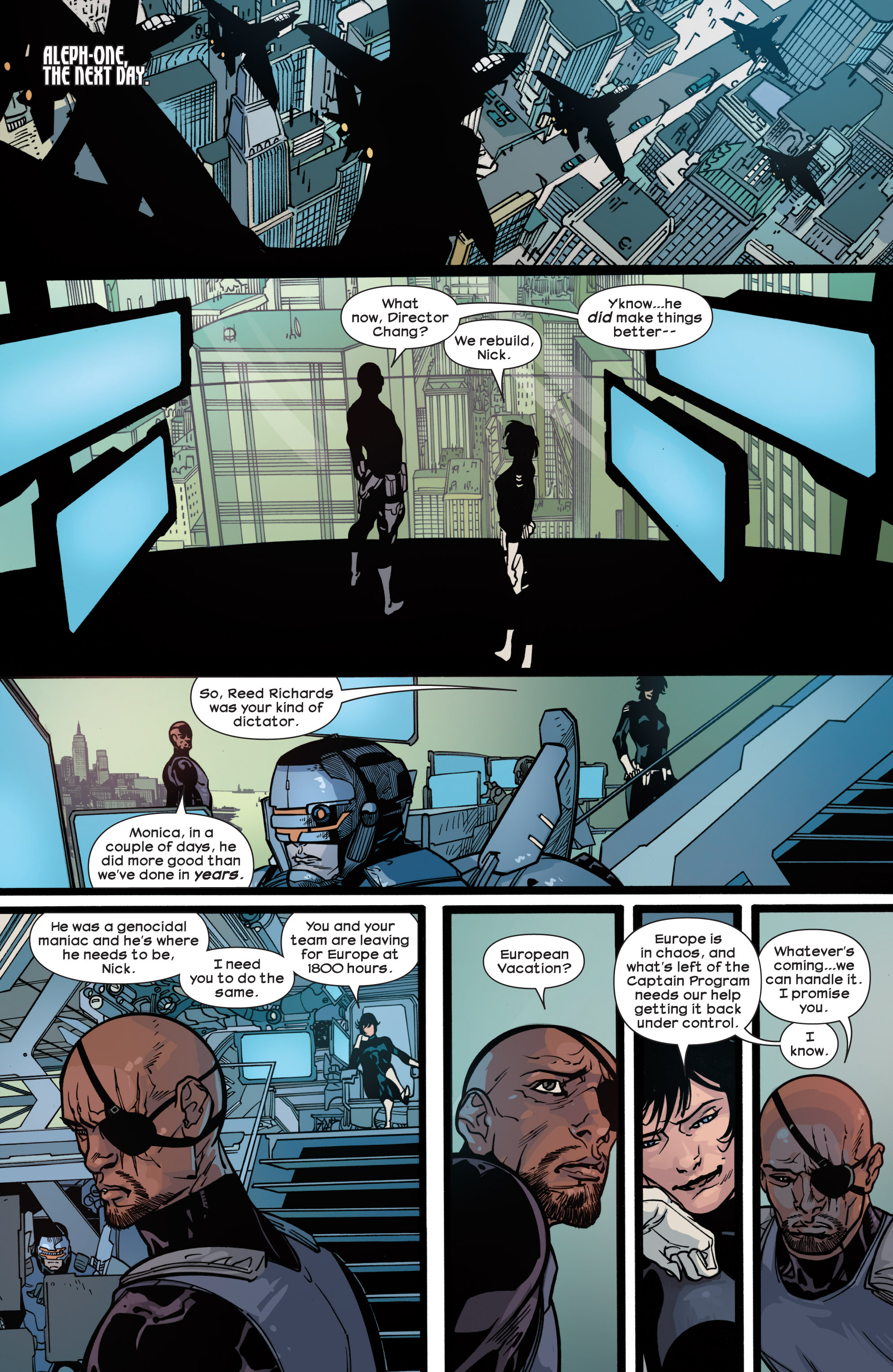 Read online Ultimate Comics Ultimates comic -  Issue #30 - 19