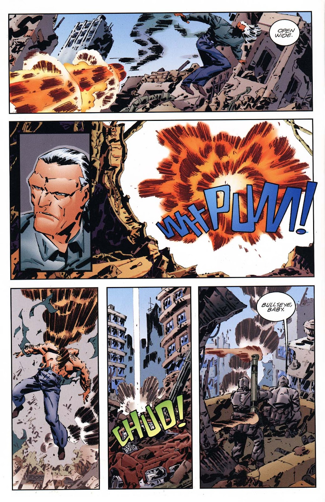 Read online Dominion (2002) comic -  Issue #1 - 4