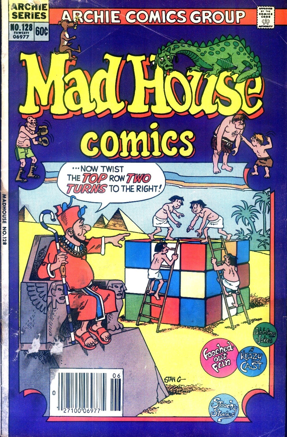 Read online Madhouse Comics comic -  Issue #128 - 1