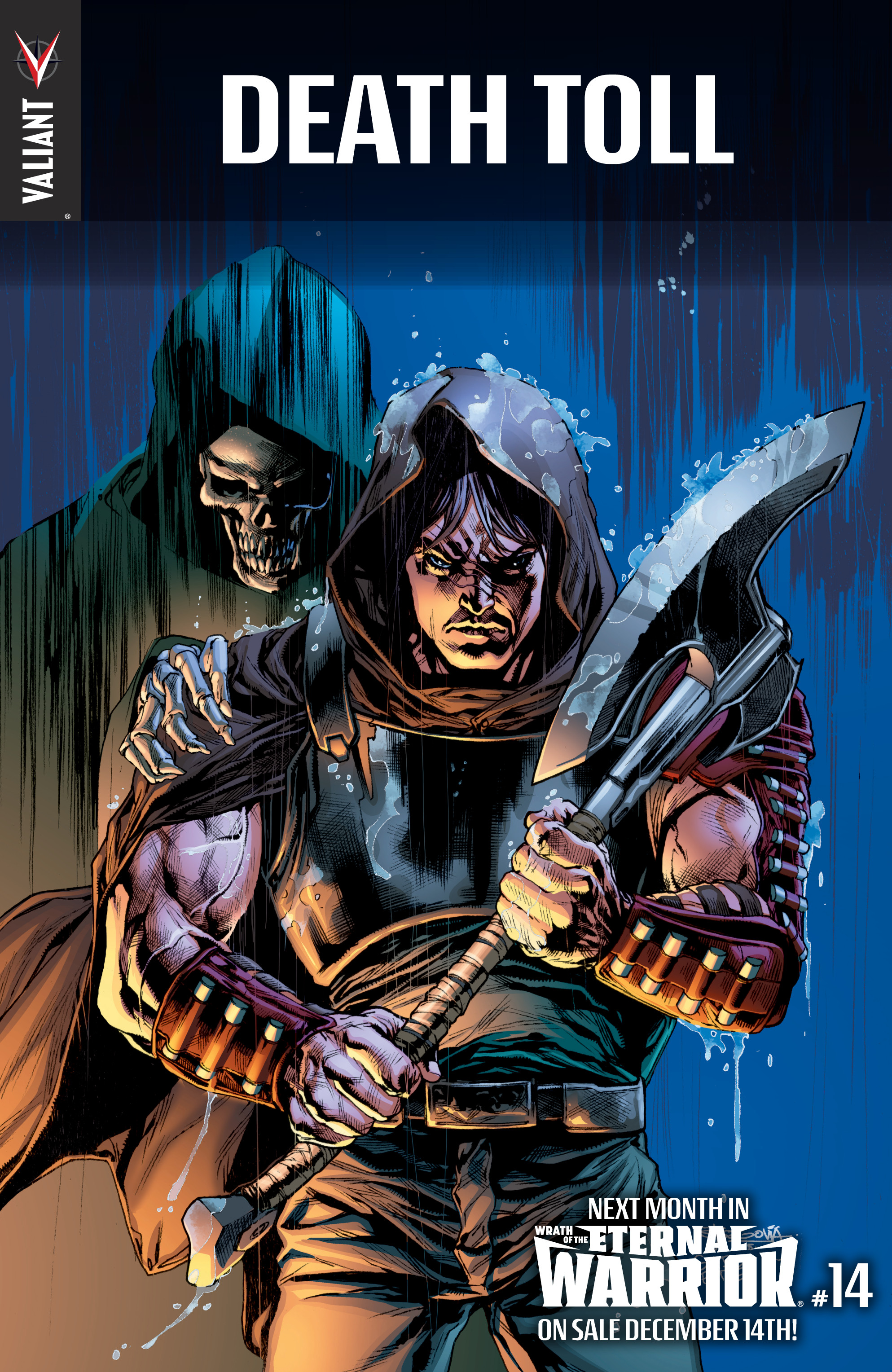 Read online Wrath of the Eternal Warrior comic -  Issue #13 - 24