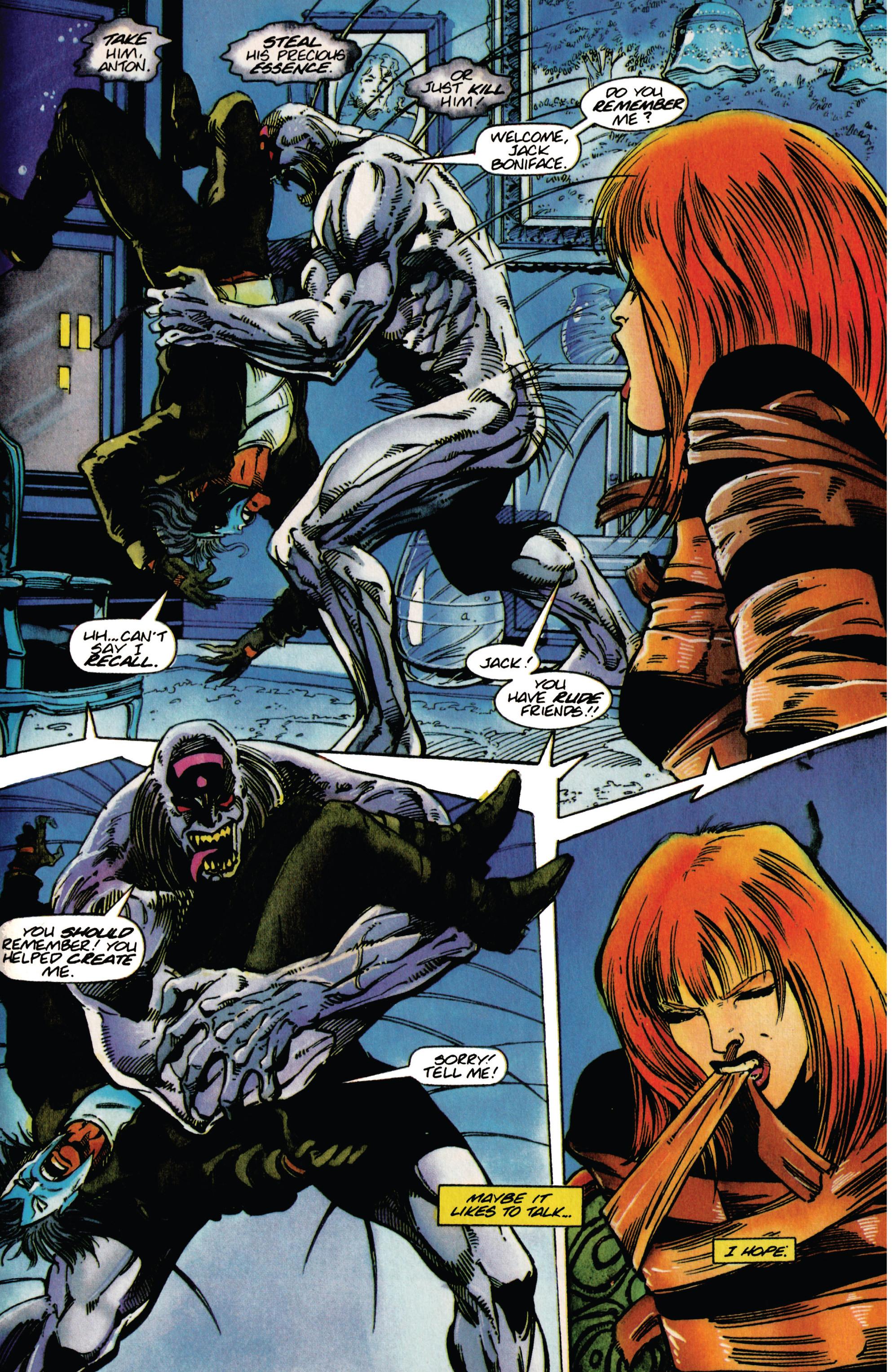 Read online Shadowman (1992) comic -  Issue #31 - 14