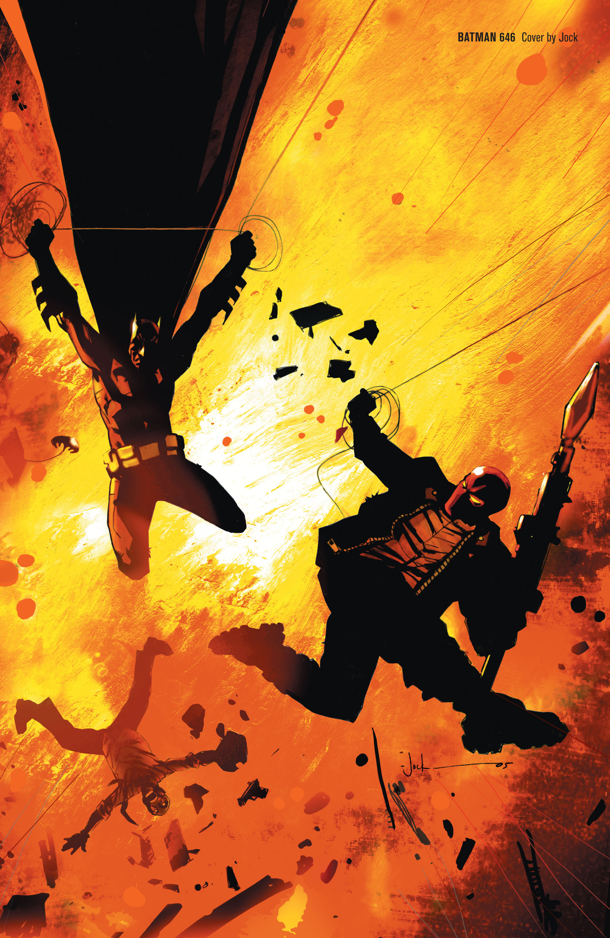 Read online Batman: Under The Red Hood comic -  Issue # Full - 197