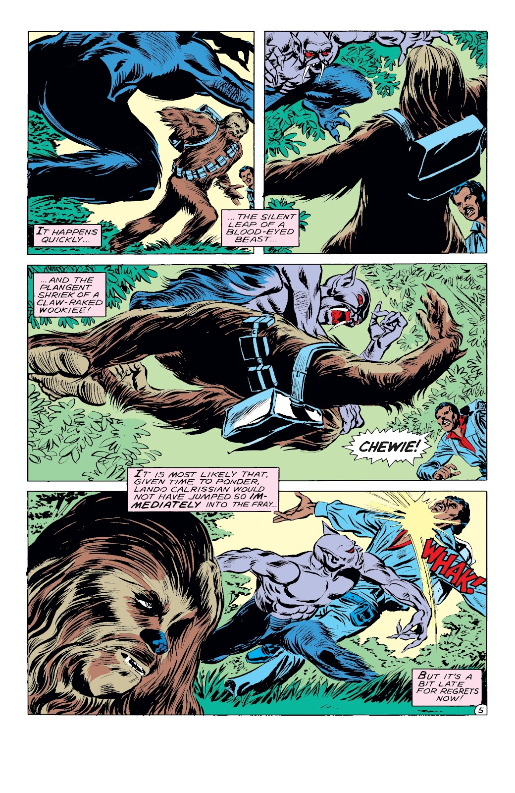 Read online Star Wars Legends: The Original Marvel Years - Epic Collection comic -  Issue # TPB 3 (Part 2) - 41