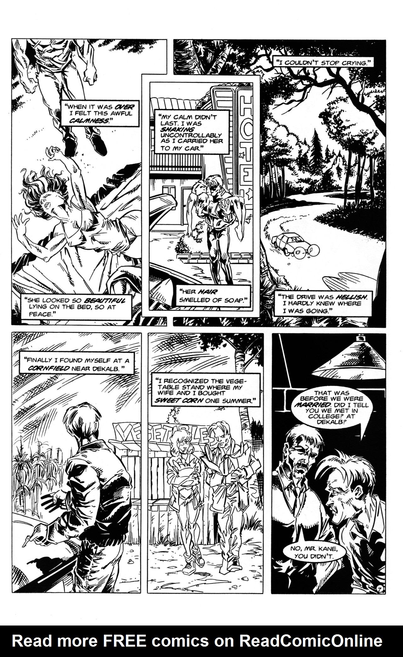 Read online Dr. Weird (1997) comic -  Issue #2 - 9