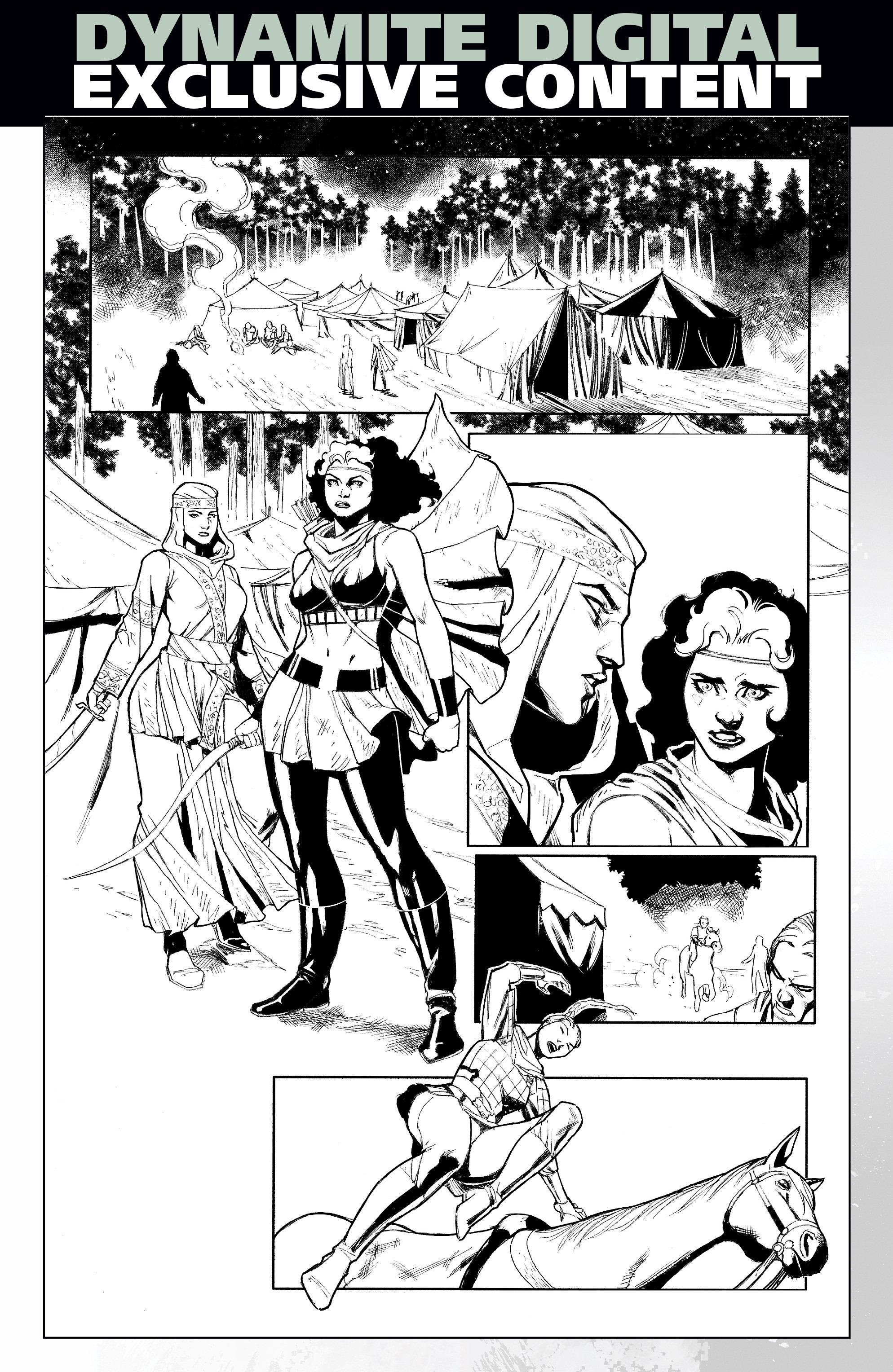 Read online Xena: Warrior Princess (2016) comic -  Issue #3 - 25
