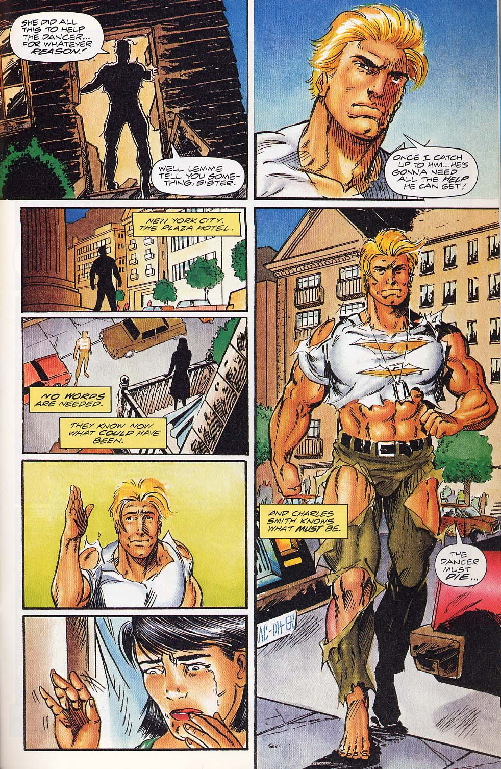 Read online Charlemagne comic -  Issue #4 - 38