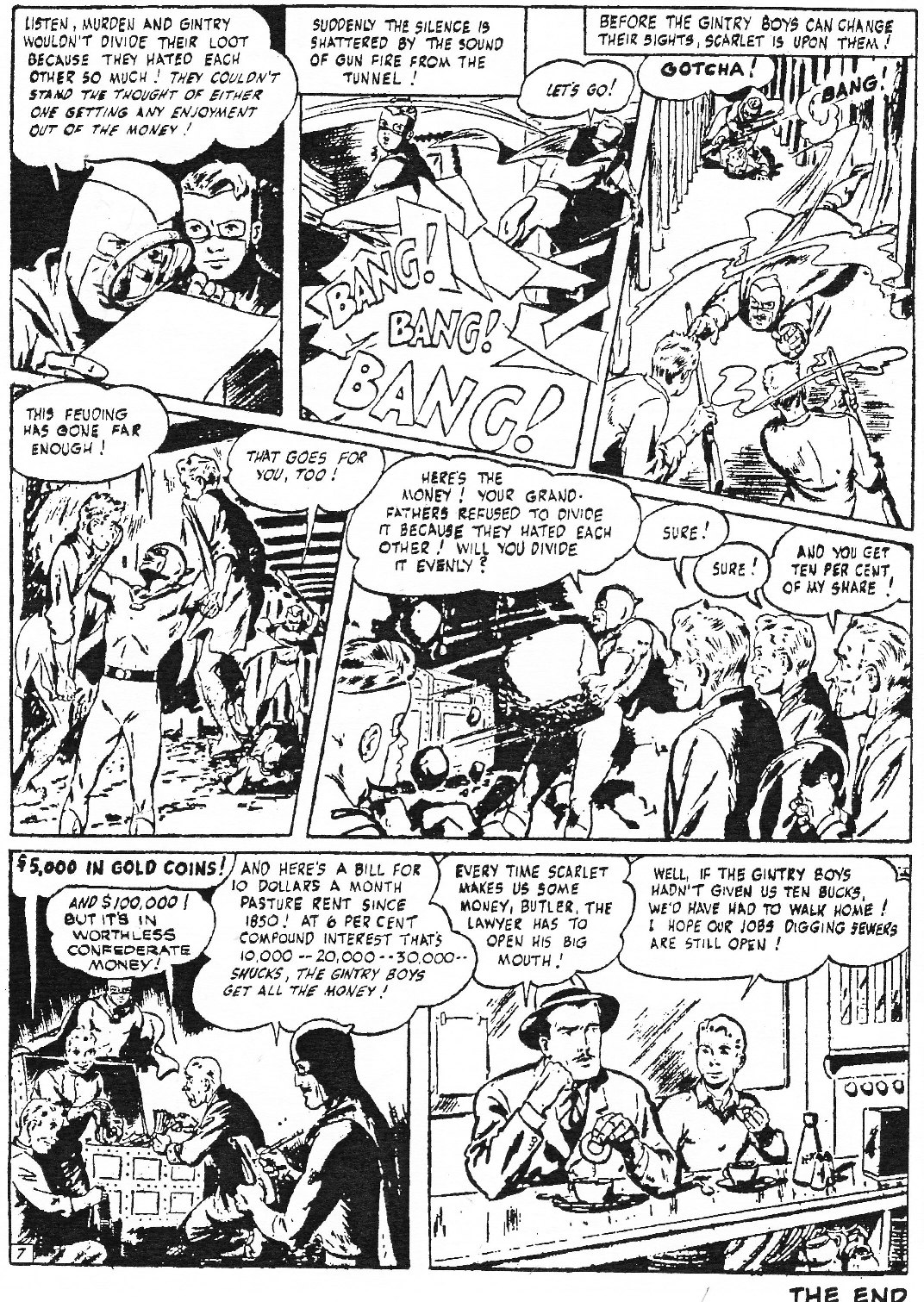 Read online Men of Mystery Comics comic -  Issue #73 - 34