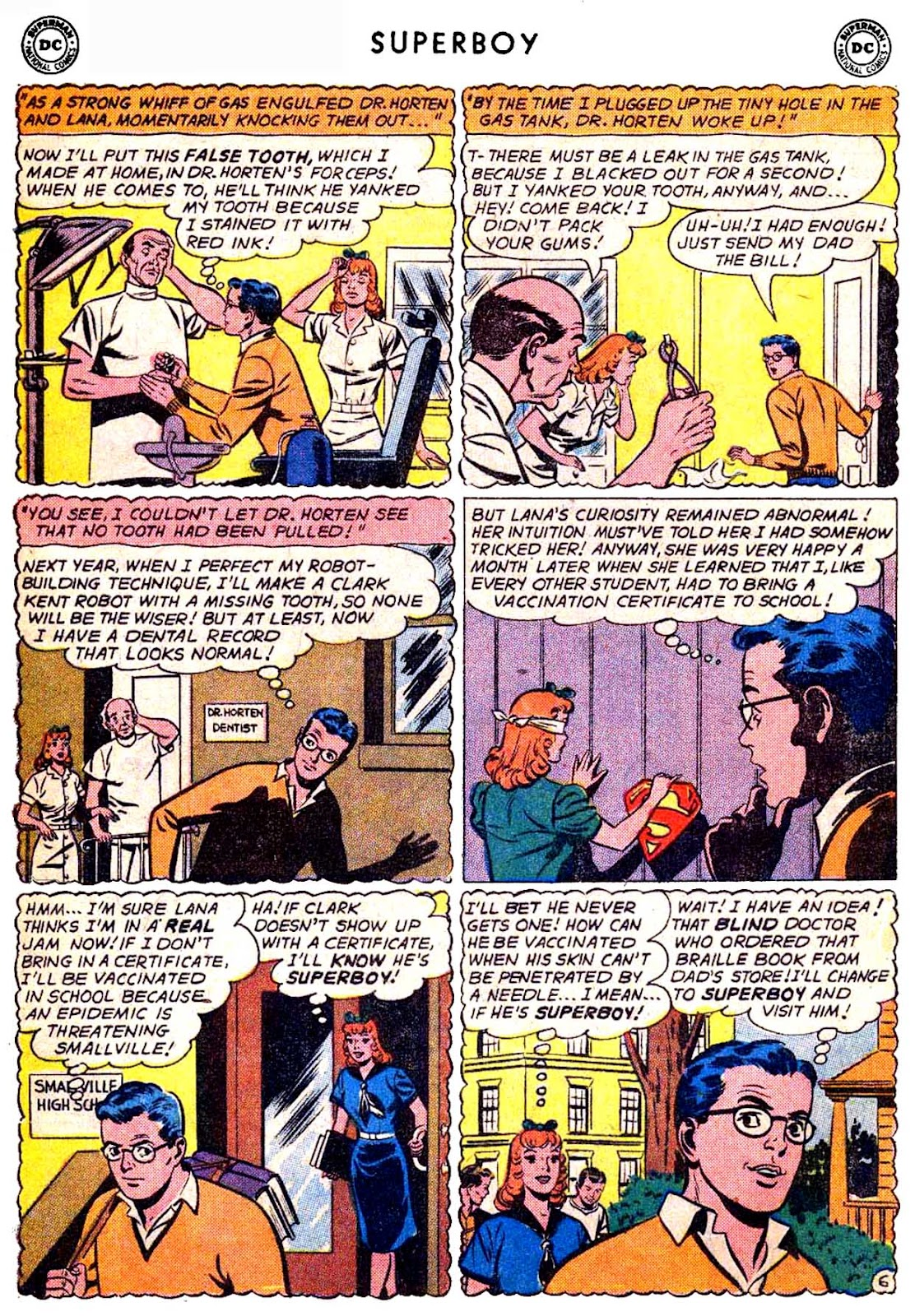Superboy (1949) issue 87 - Page 7
