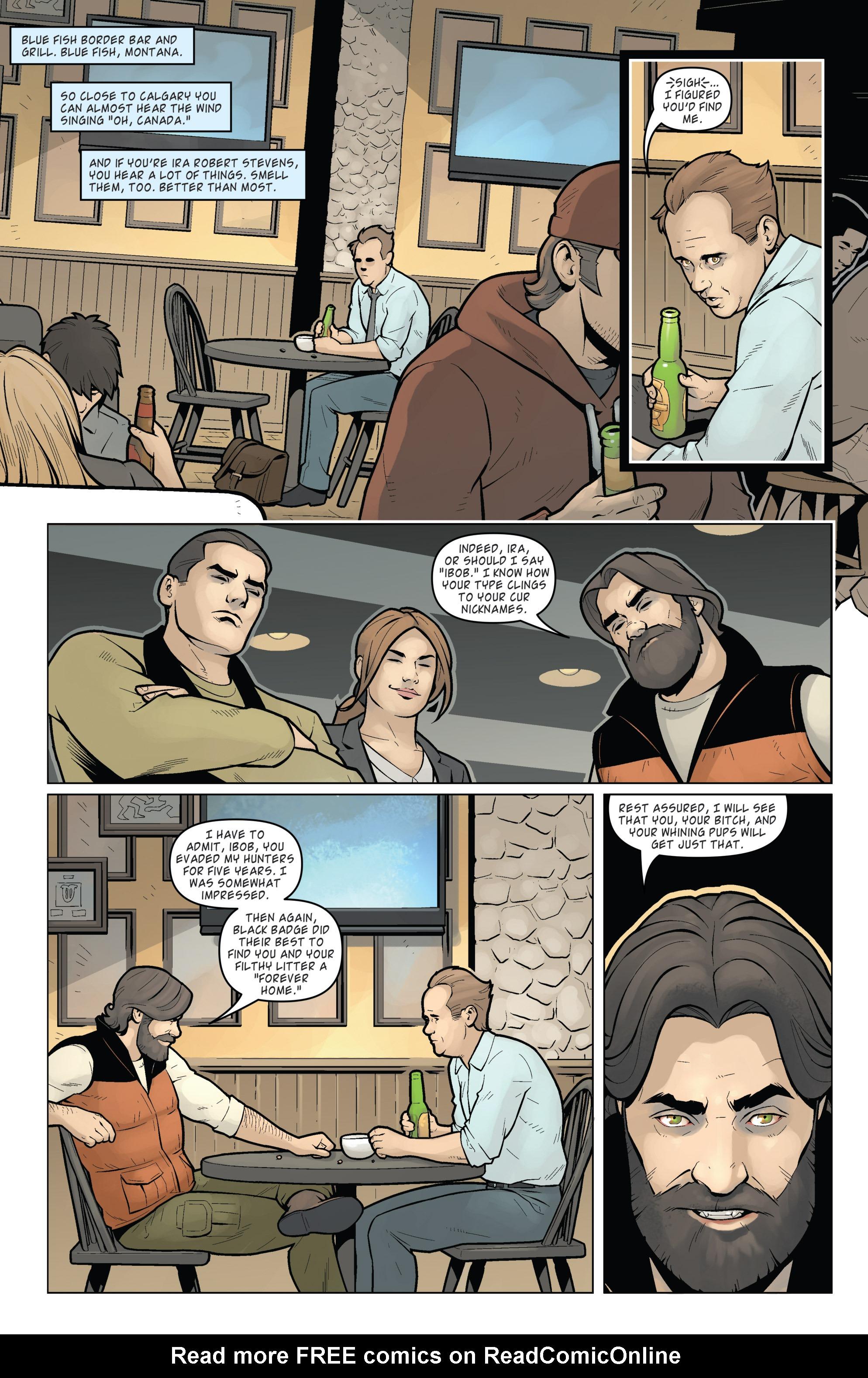 Read online Wynonna Earp (2016) comic -  Issue #8 - 4