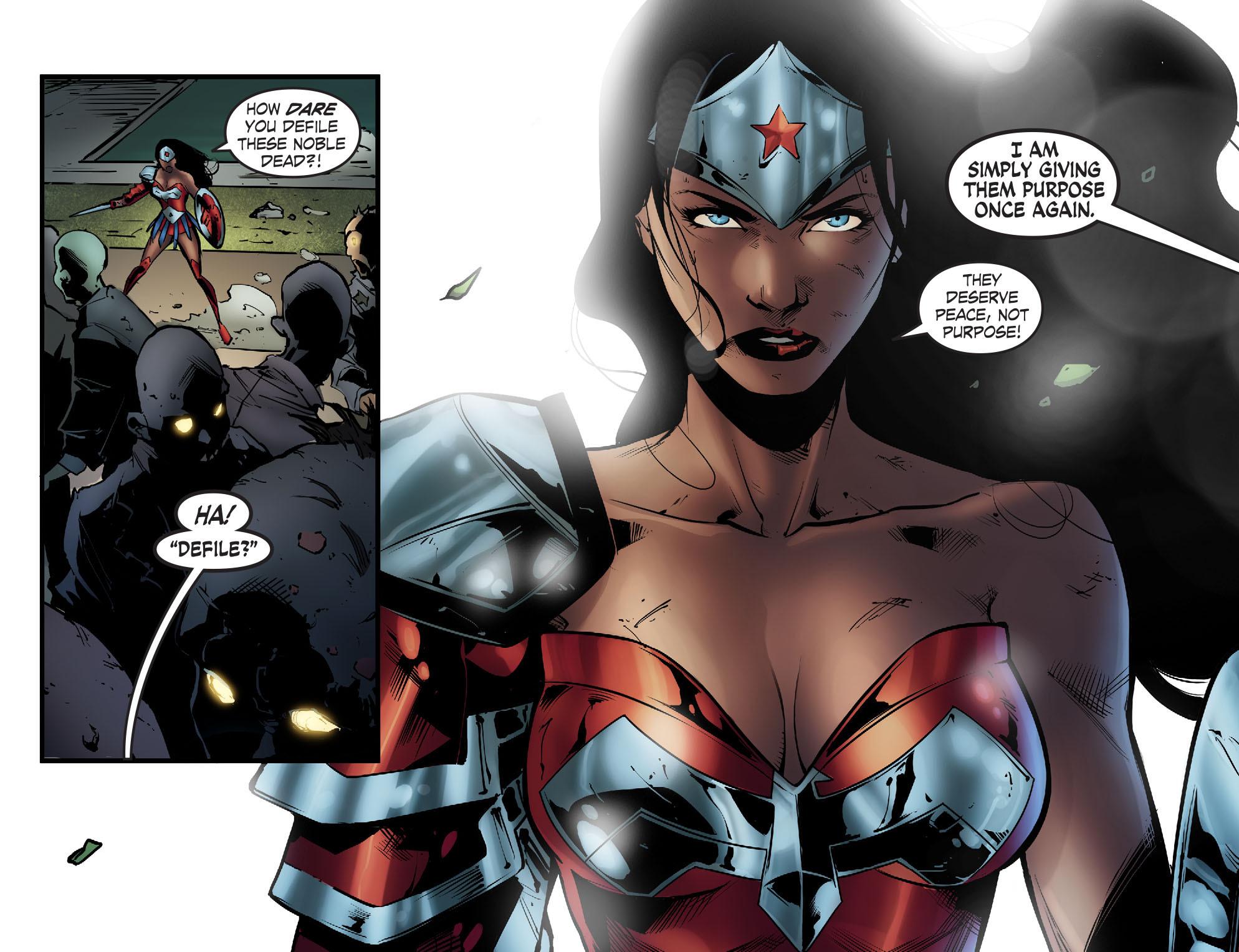 Read online Smallville: Season 11 comic -  Issue #68 - 5