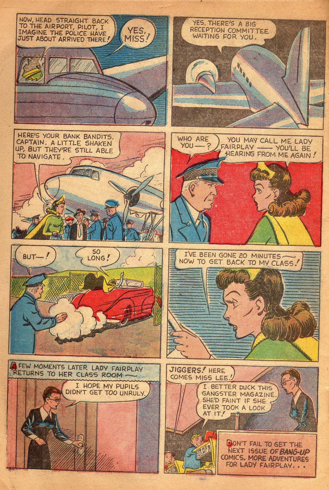 Bang-Up Comics issue 1 - Page 67