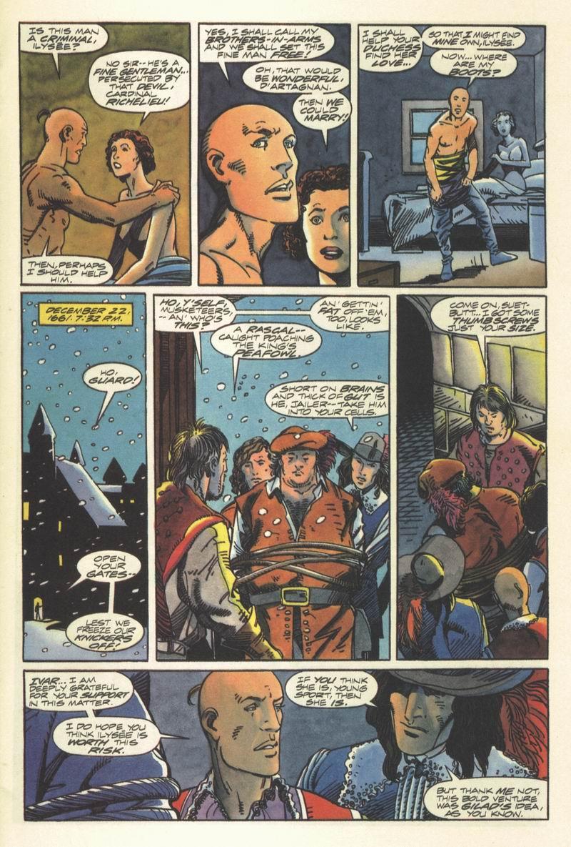 Read online Eternal Warrior (1992) comic -  Issue #8 - 9