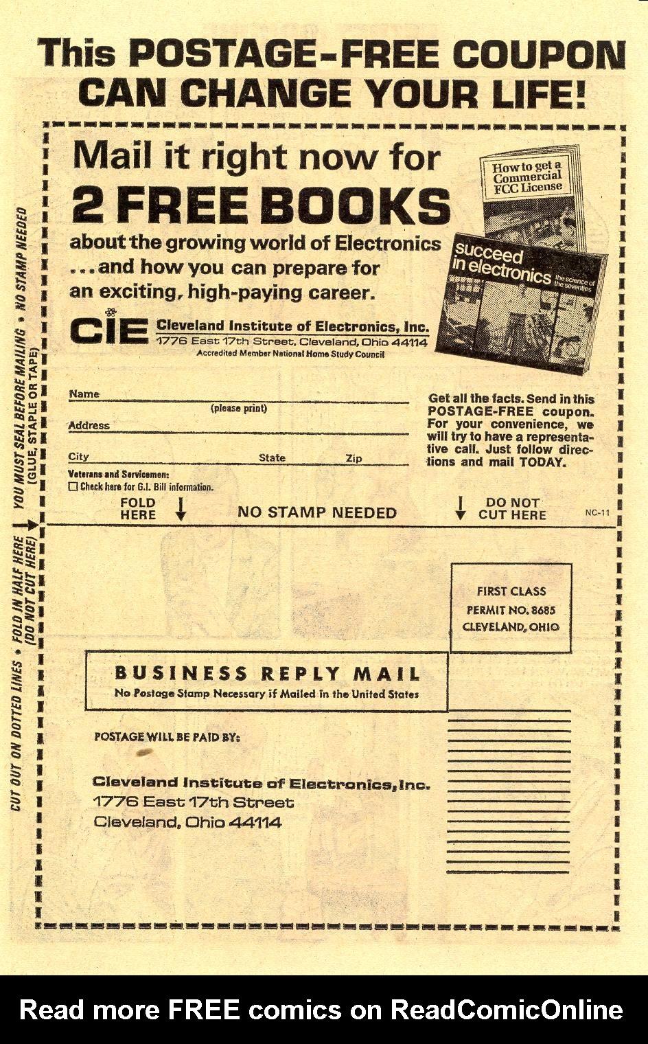 Read online Secret Origins (1973) comic -  Issue #5 - 23