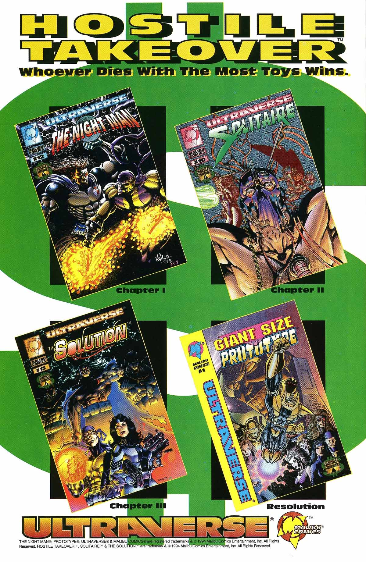Read online Rune (1994) comic -  Issue #5 - 33