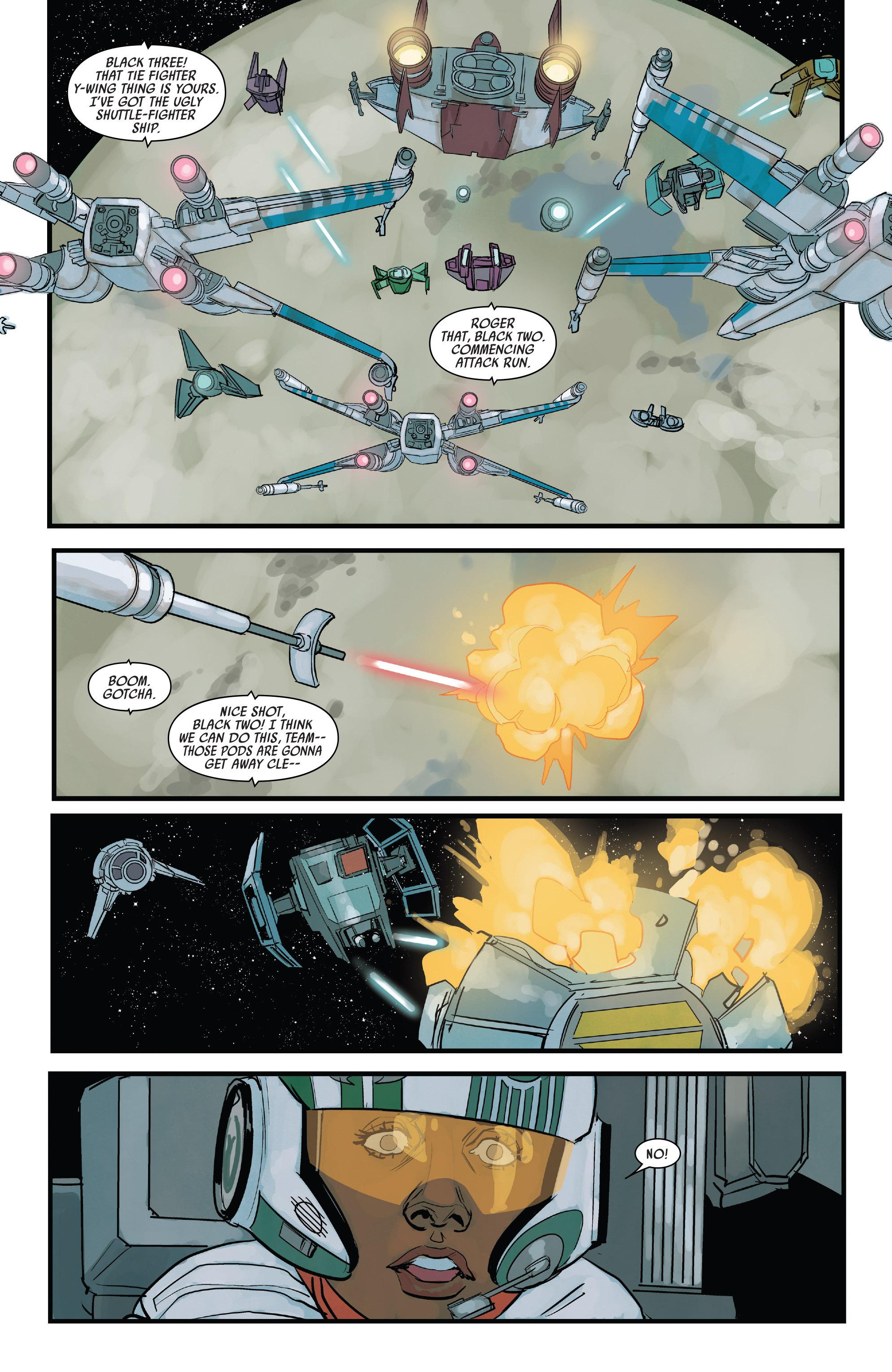 Read online Star Wars: Poe Dameron comic -  Issue #13 - 12