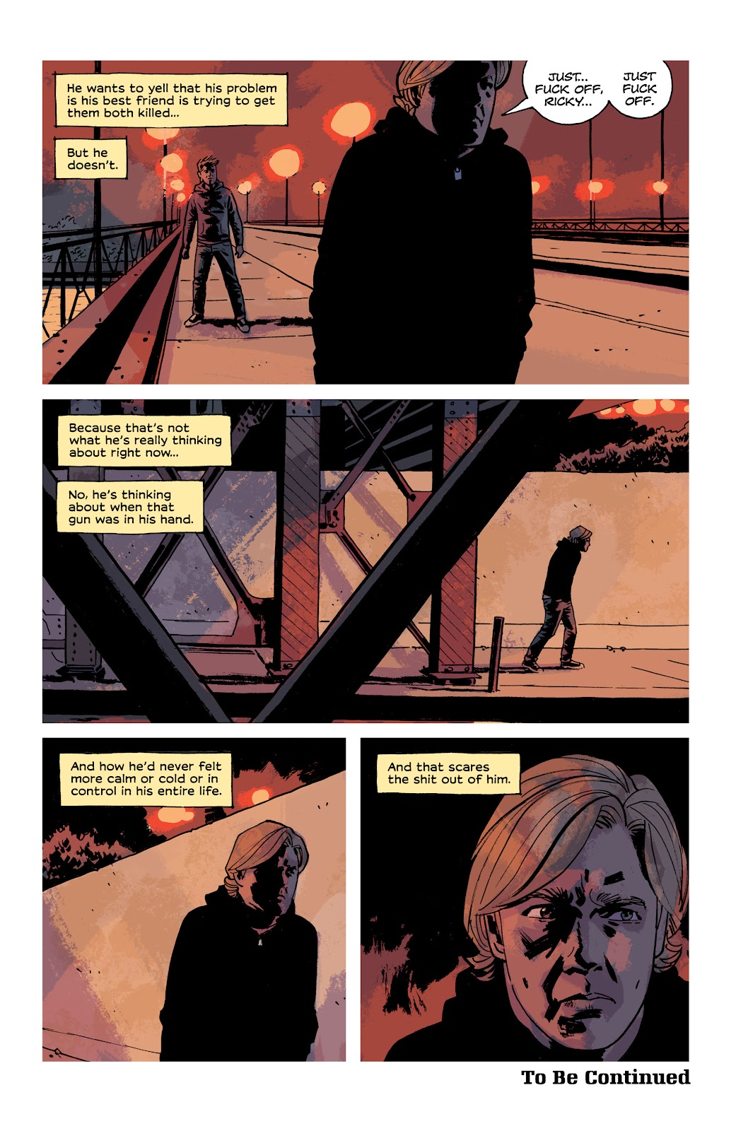 Read online Criminal (2019) comic -  Issue #9 - 28