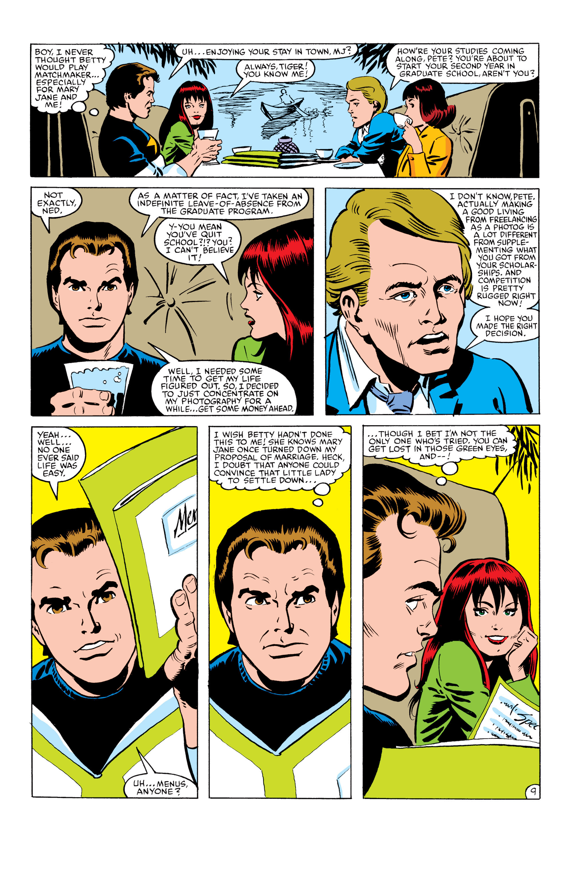 The Amazing Spider-Man (1963) 245 Page 9