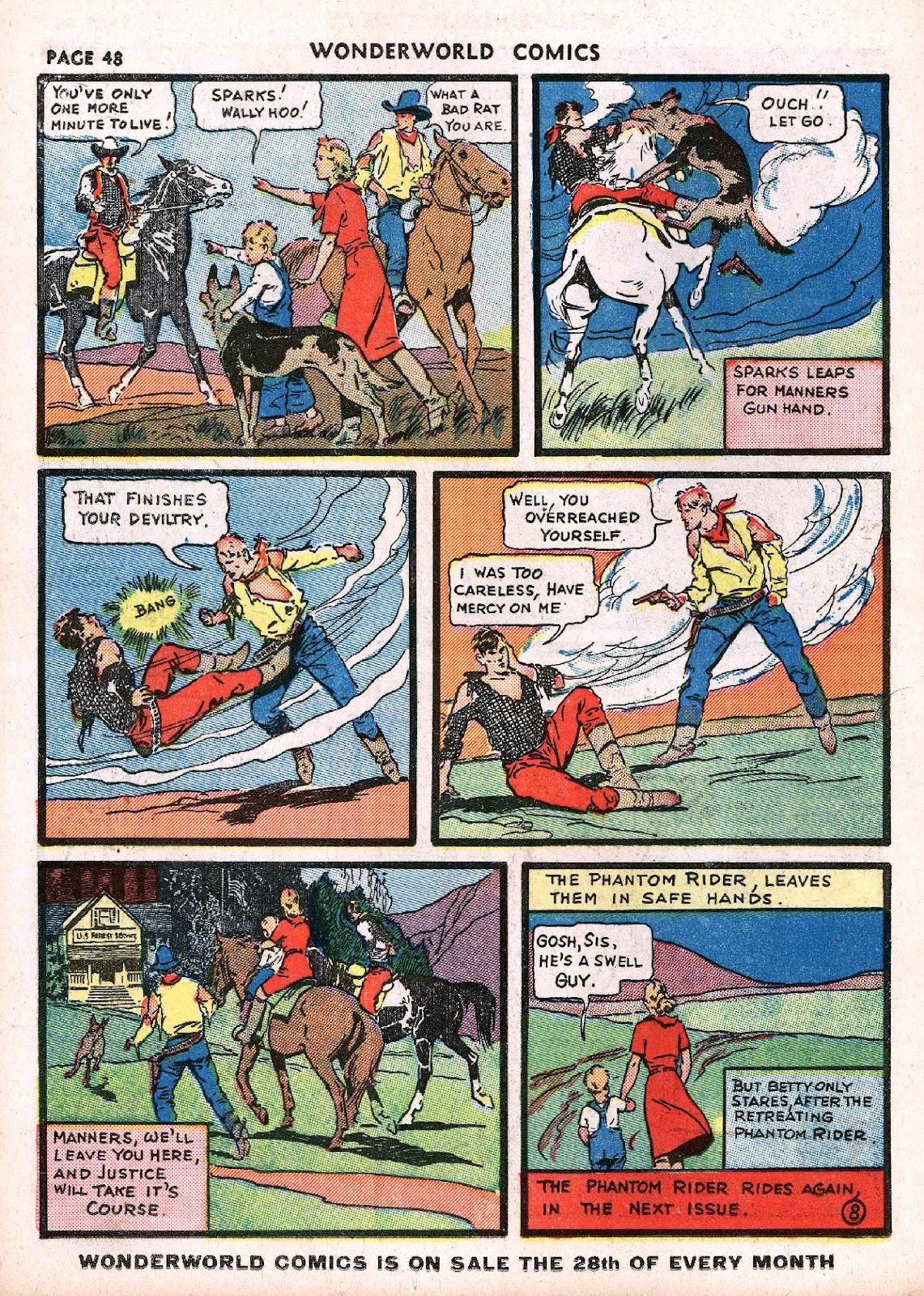 Wonderworld Comics issue 14 - Page 50