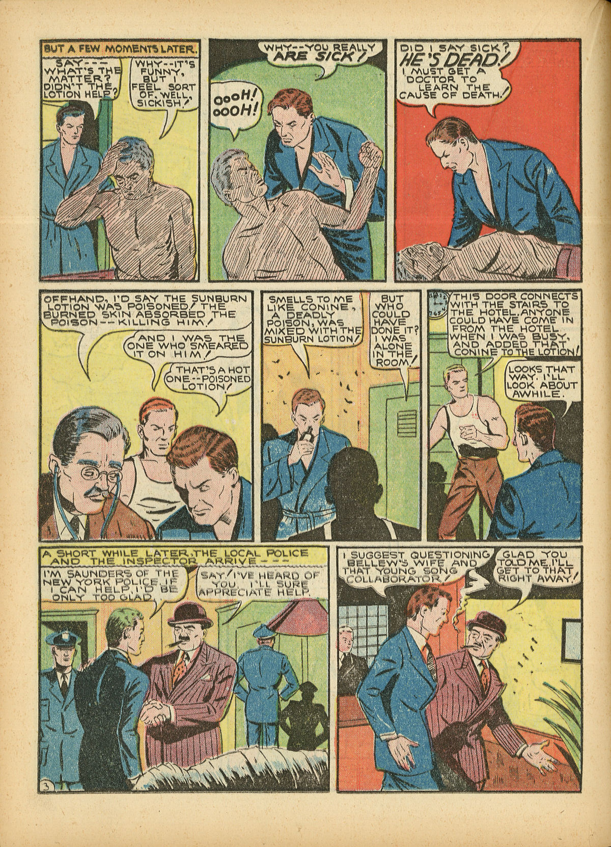 Read online Detective Comics (1937) comic -  Issue #55 - 38