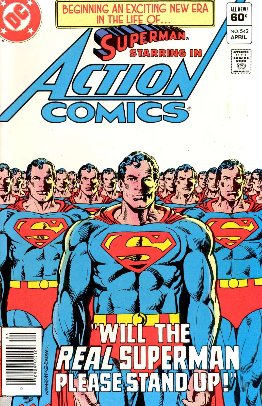 Action Comics (1938) 542 Page 1