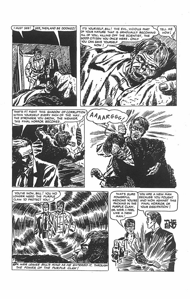 Read online Men of Mystery Comics comic -  Issue #40 - 32