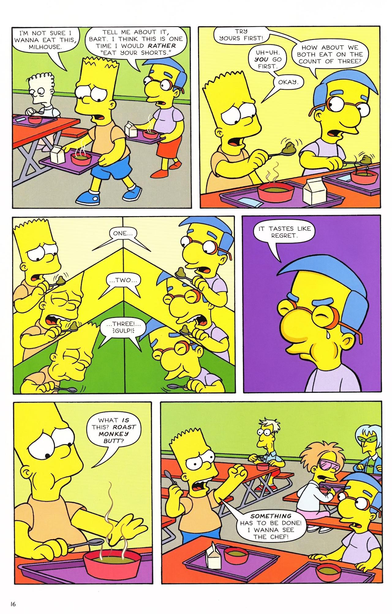 Read online Simpsons Comics Presents Bart Simpson comic -  Issue #46 - 18