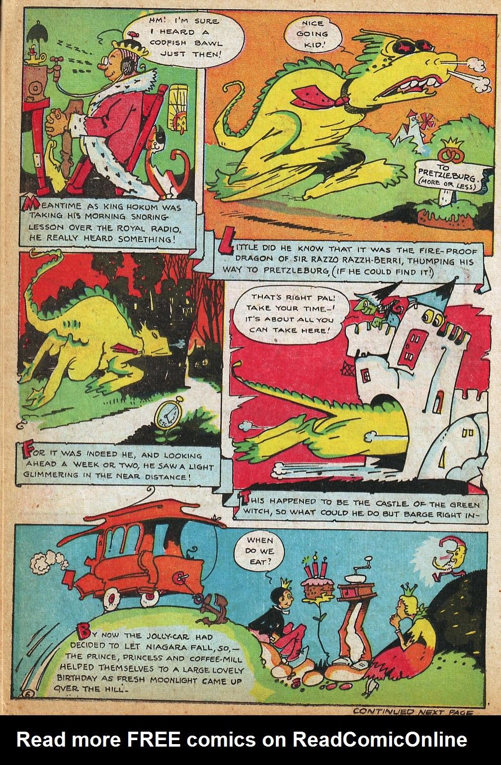 Jingle Jangle Comics issue 1 - Page 43