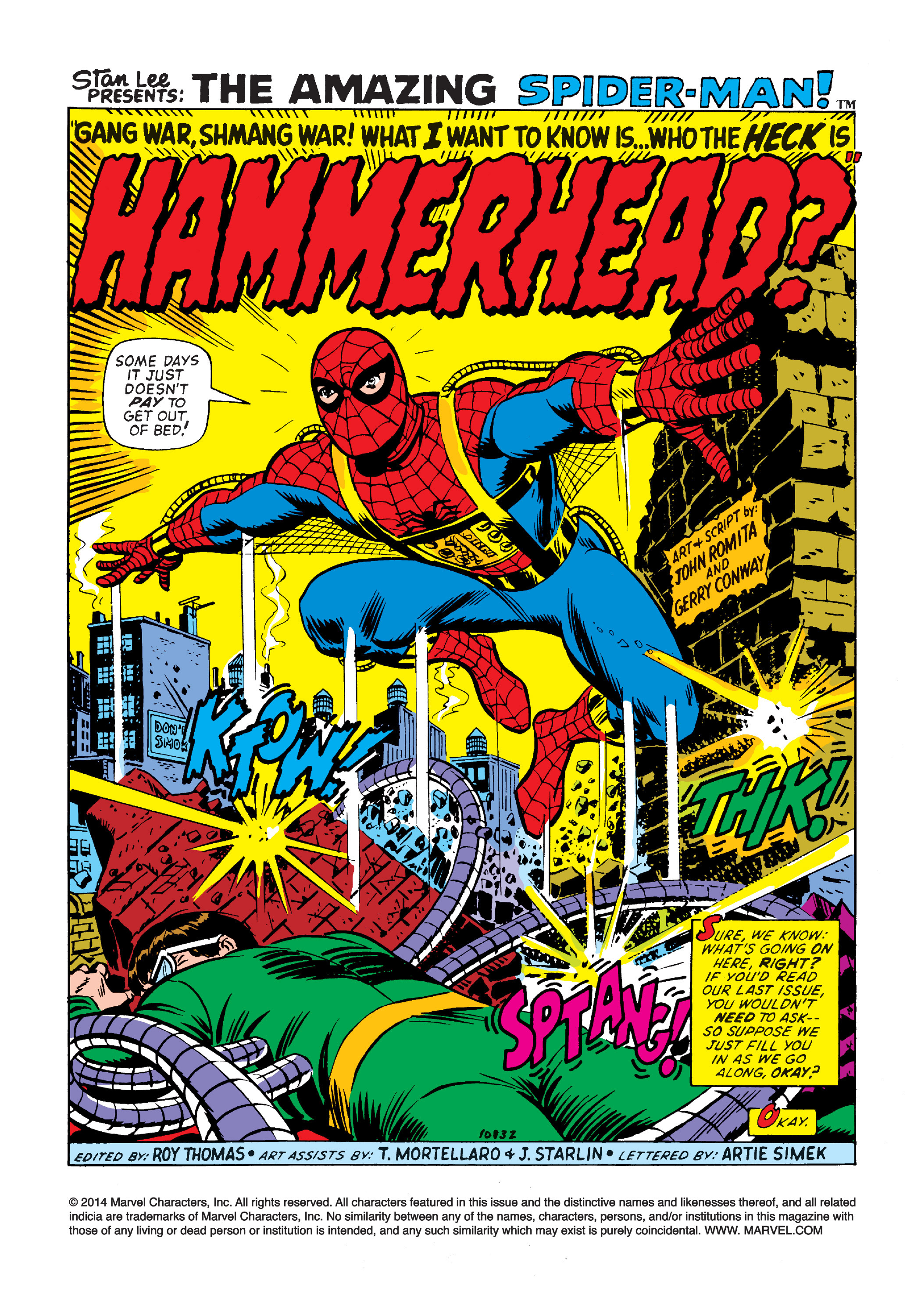 The Amazing Spider-Man (1963) 114 Page 1