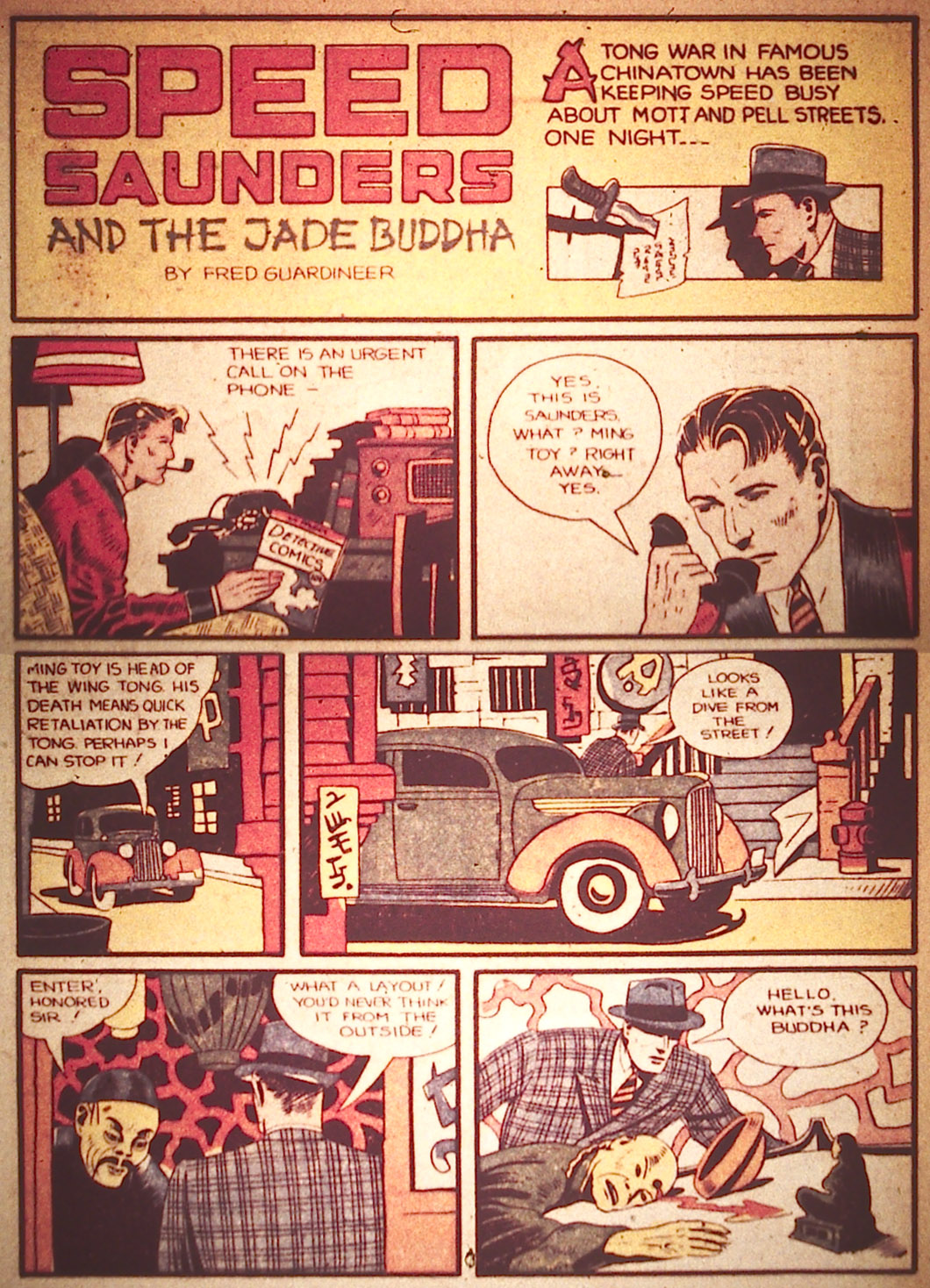 Detective Comics (1937) 20 Page 2