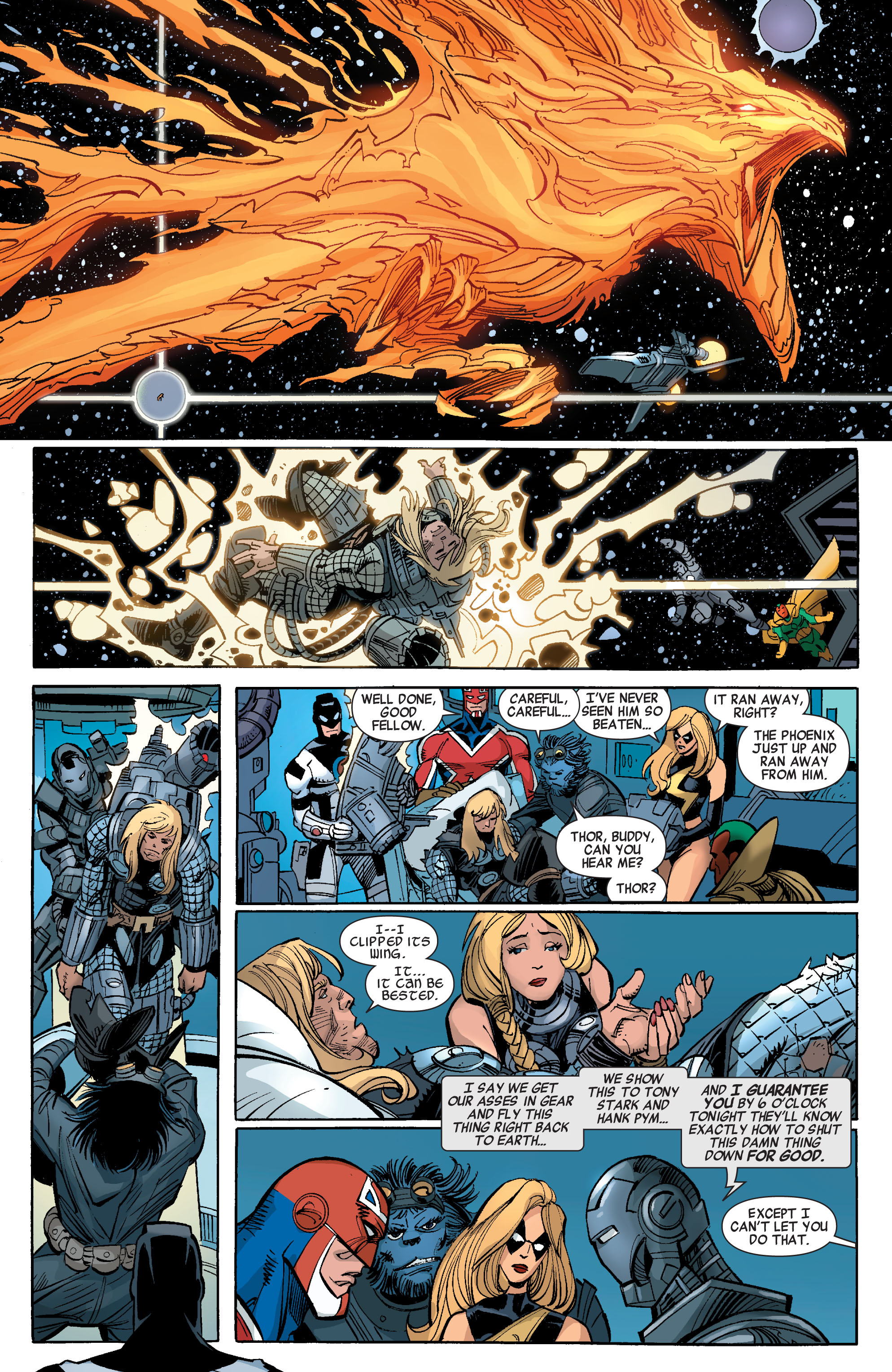 Read online Avengers (2010) comic -  Issue #26 - 20