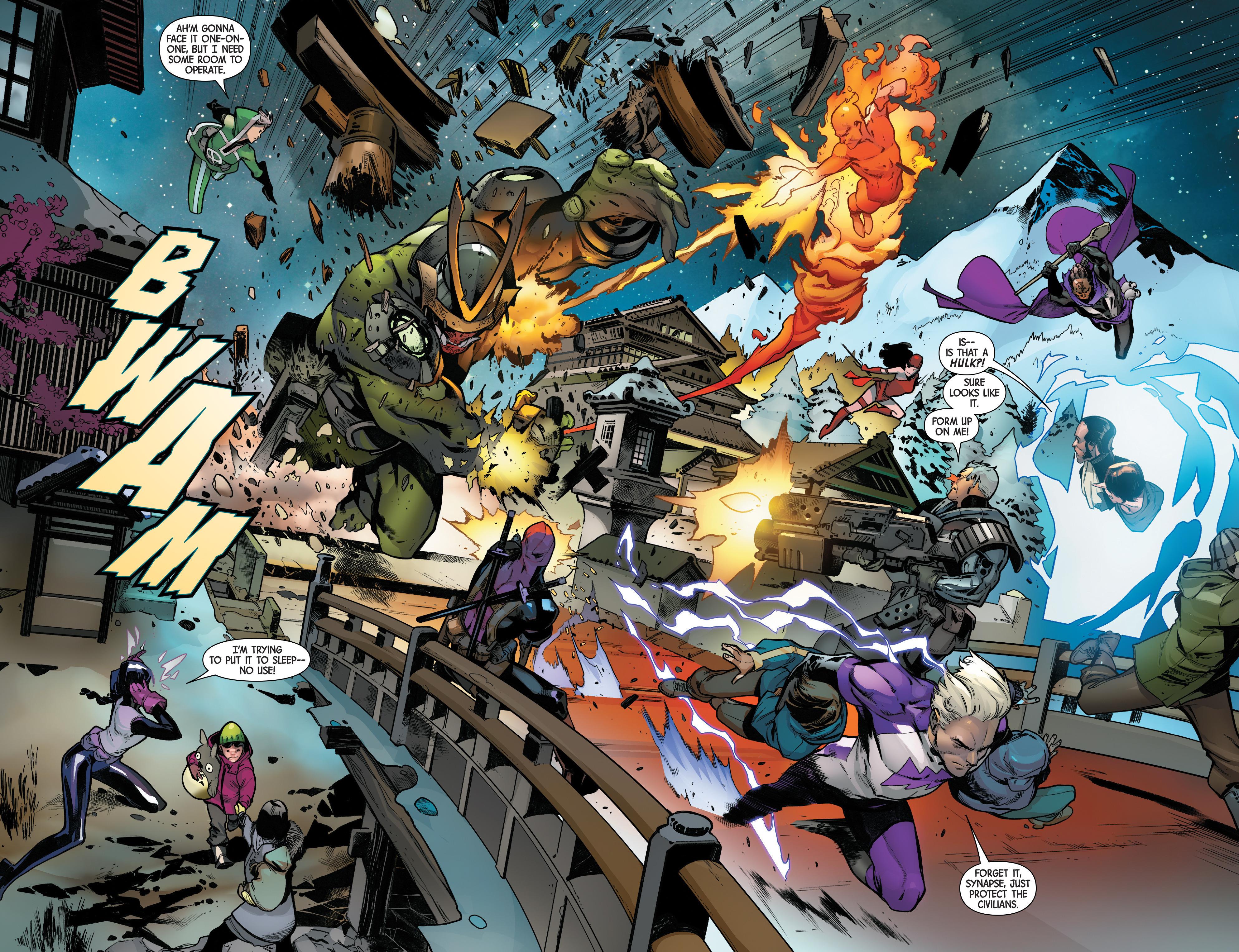 Read online Uncanny Avengers [II] comic -  Issue #16 - 10