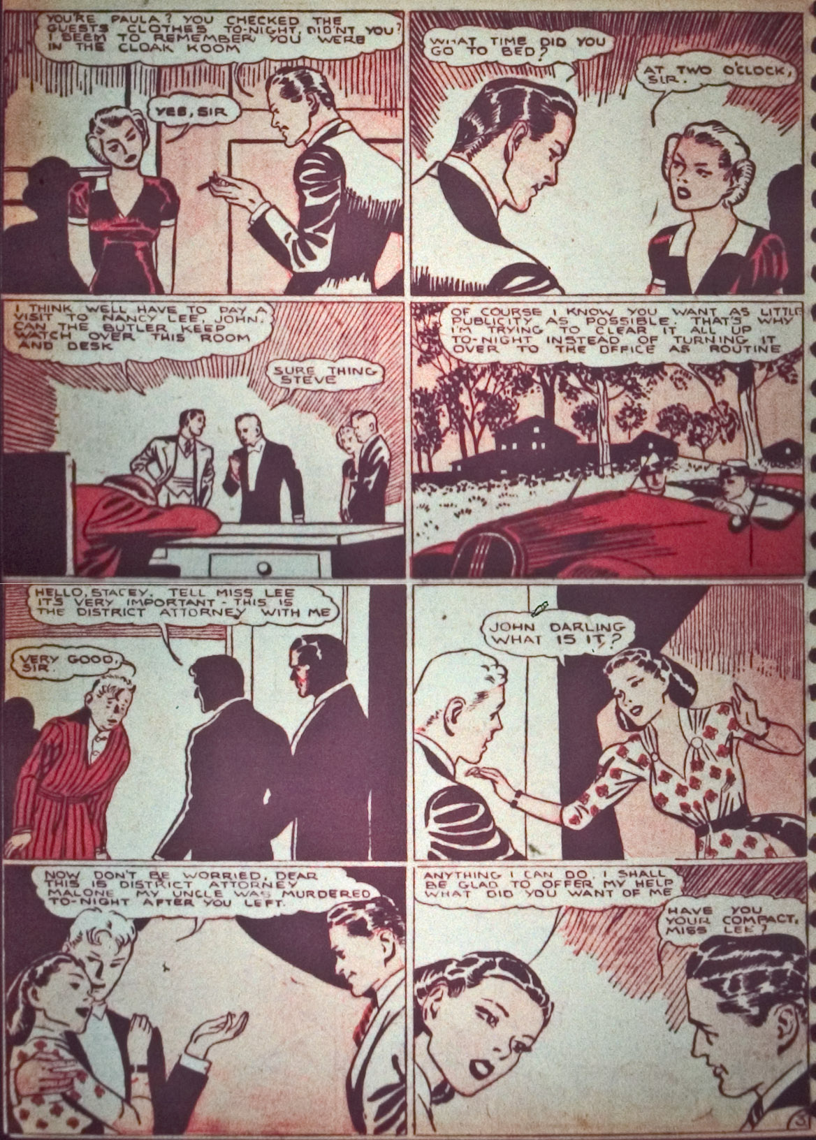 Read online Detective Comics (1937) comic -  Issue #26 - 18