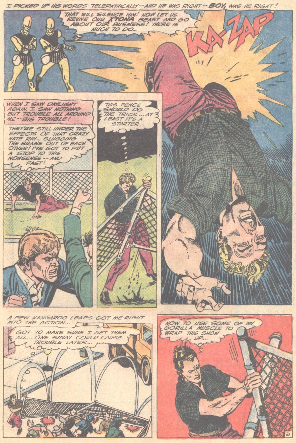 Read online Adventure Comics (1938) comic -  Issue #414 - 28
