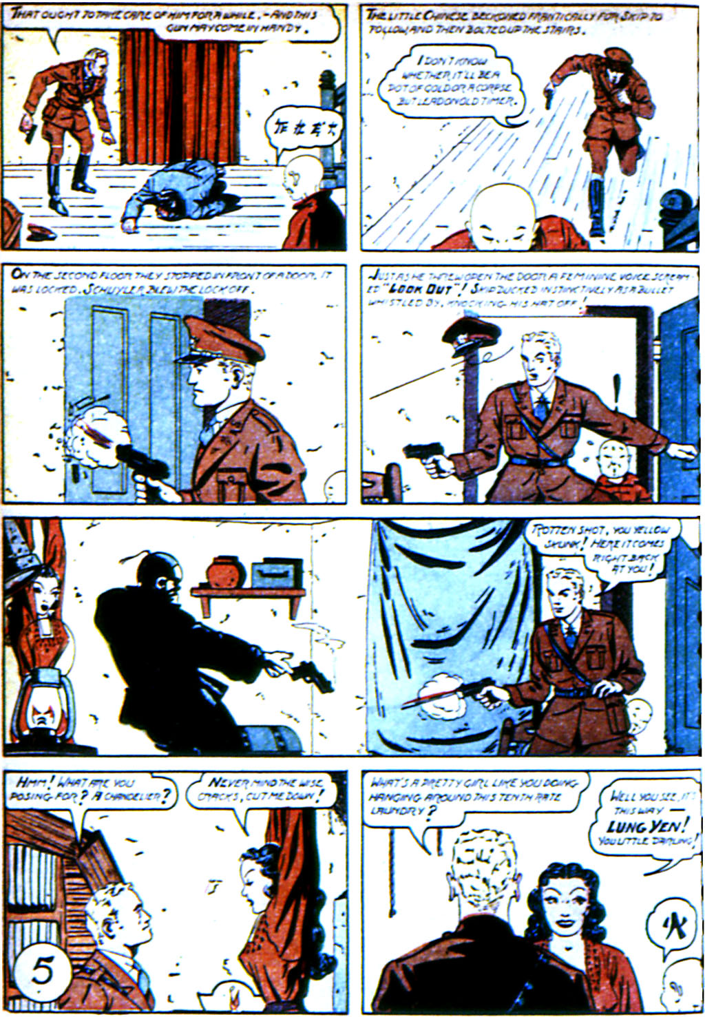 Read online Adventure Comics (1938) comic -  Issue #42 - 54