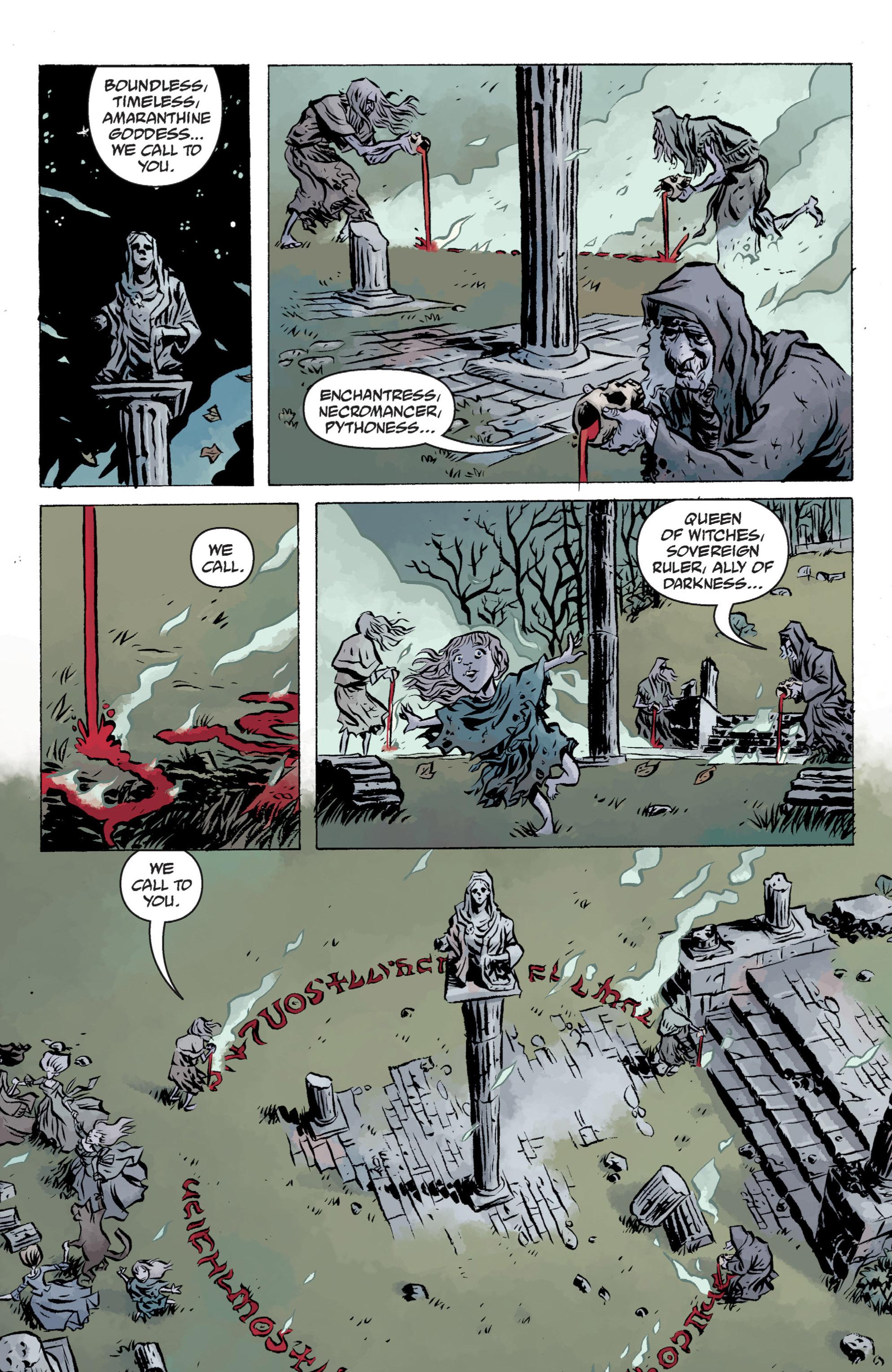 Read online B.P.R.D. (2003) comic -  Issue # TPB 13 - 69