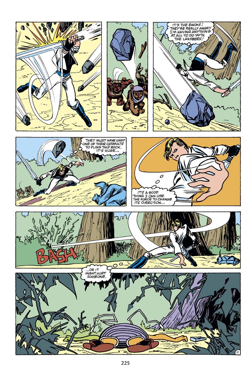 Read online Star Wars Omnibus comic -  Issue # Vol. 21 - 216