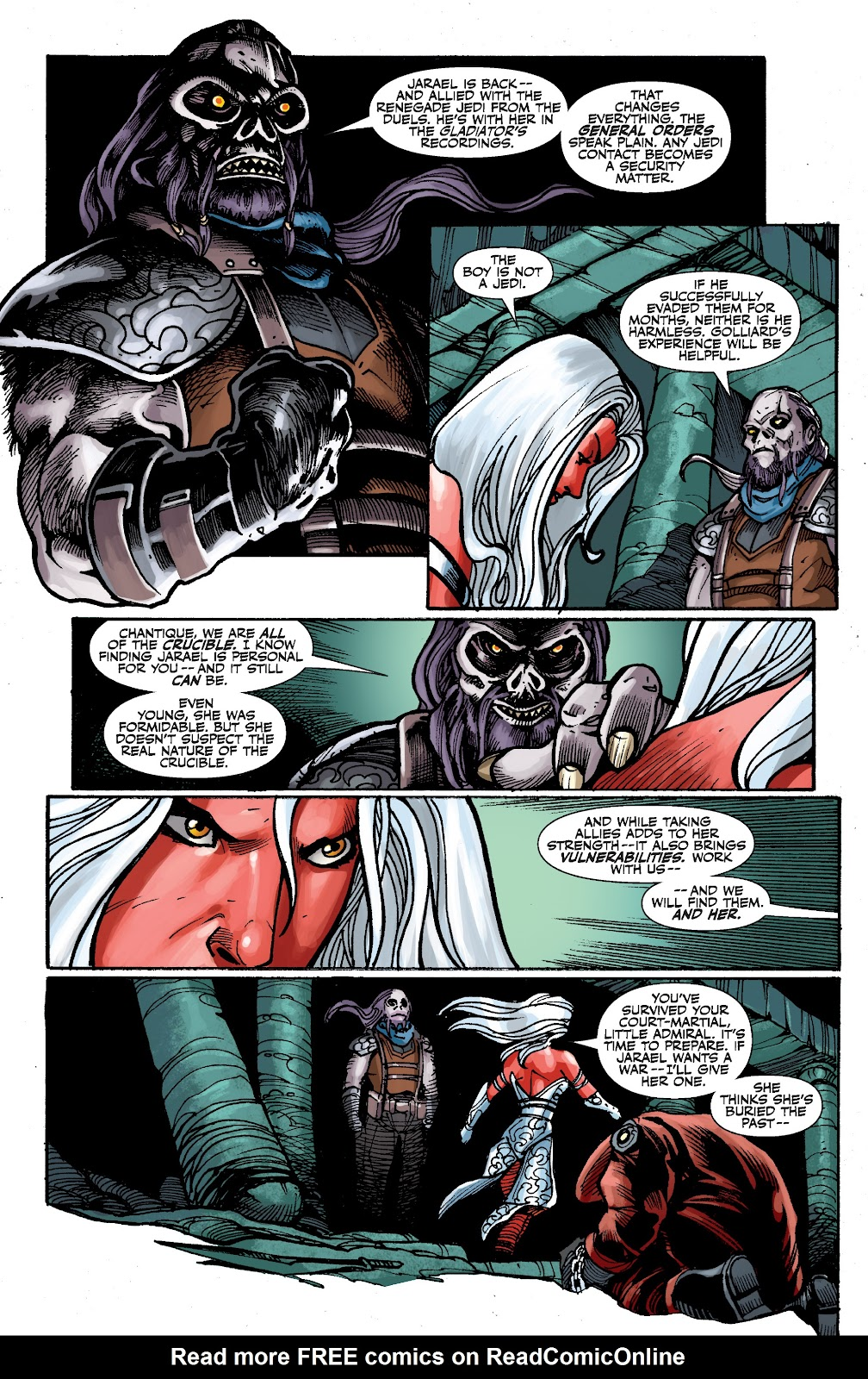 Read online Star Wars Legends: The Old Republic - Epic Collection comic -  Issue # TPB 3 (Part 2) - 65