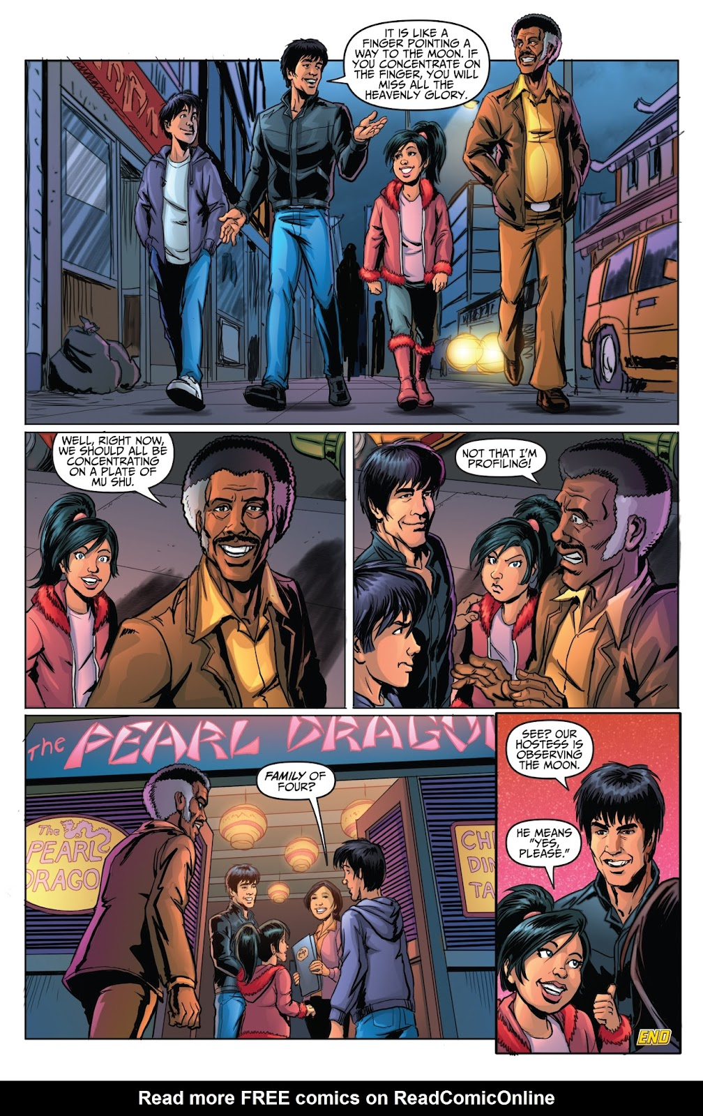 Bruce Lee: Walk of the Dragon issue Full - Page 24