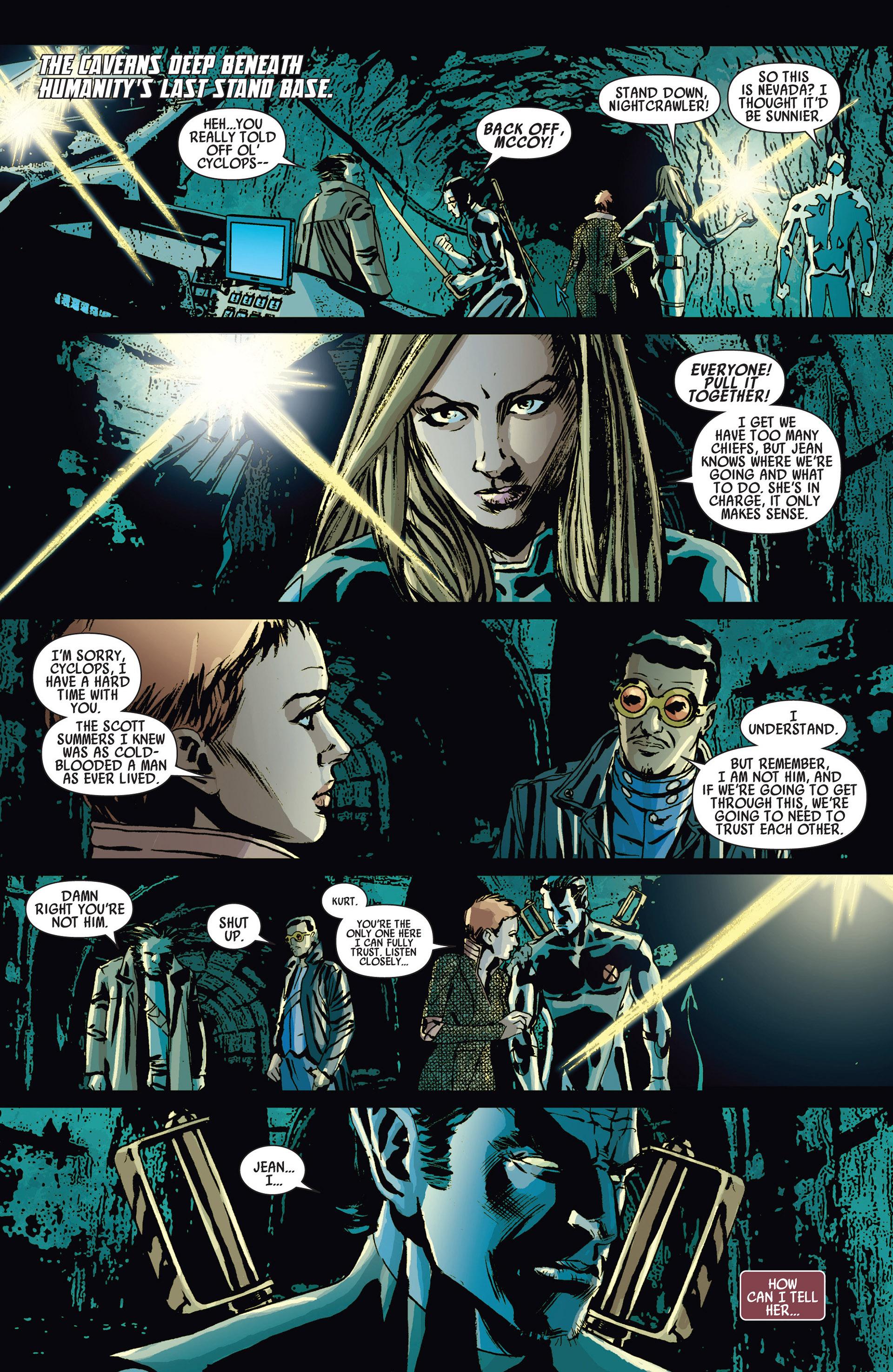 Read online Age of Apocalypse (2012) comic -  Issue #14 - 7