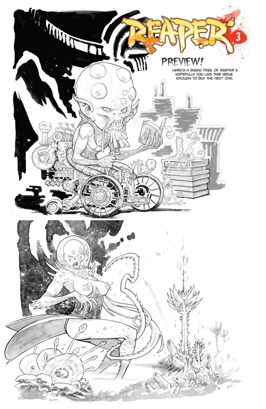 Read online Reaper comic -  Issue #2 - 47