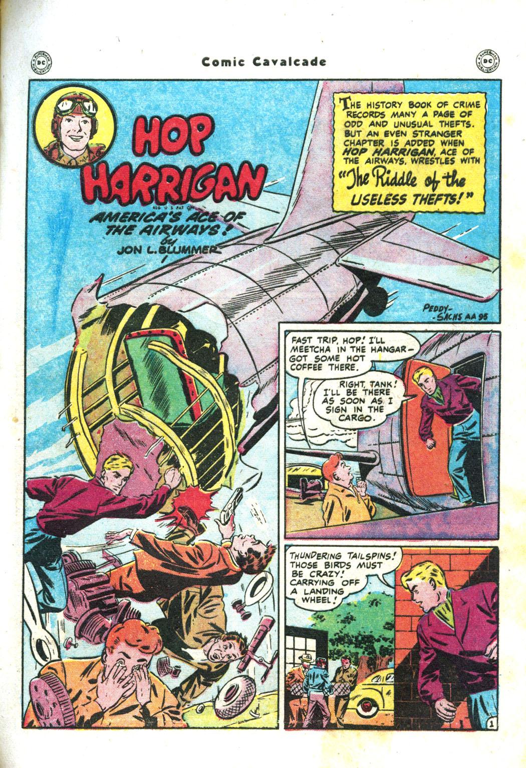 Comic Cavalcade issue 26 - Page 49