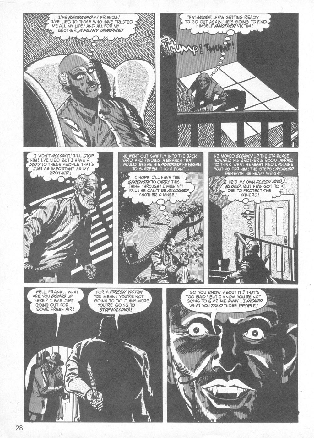 Dracula Lives issue 6 - Page 25