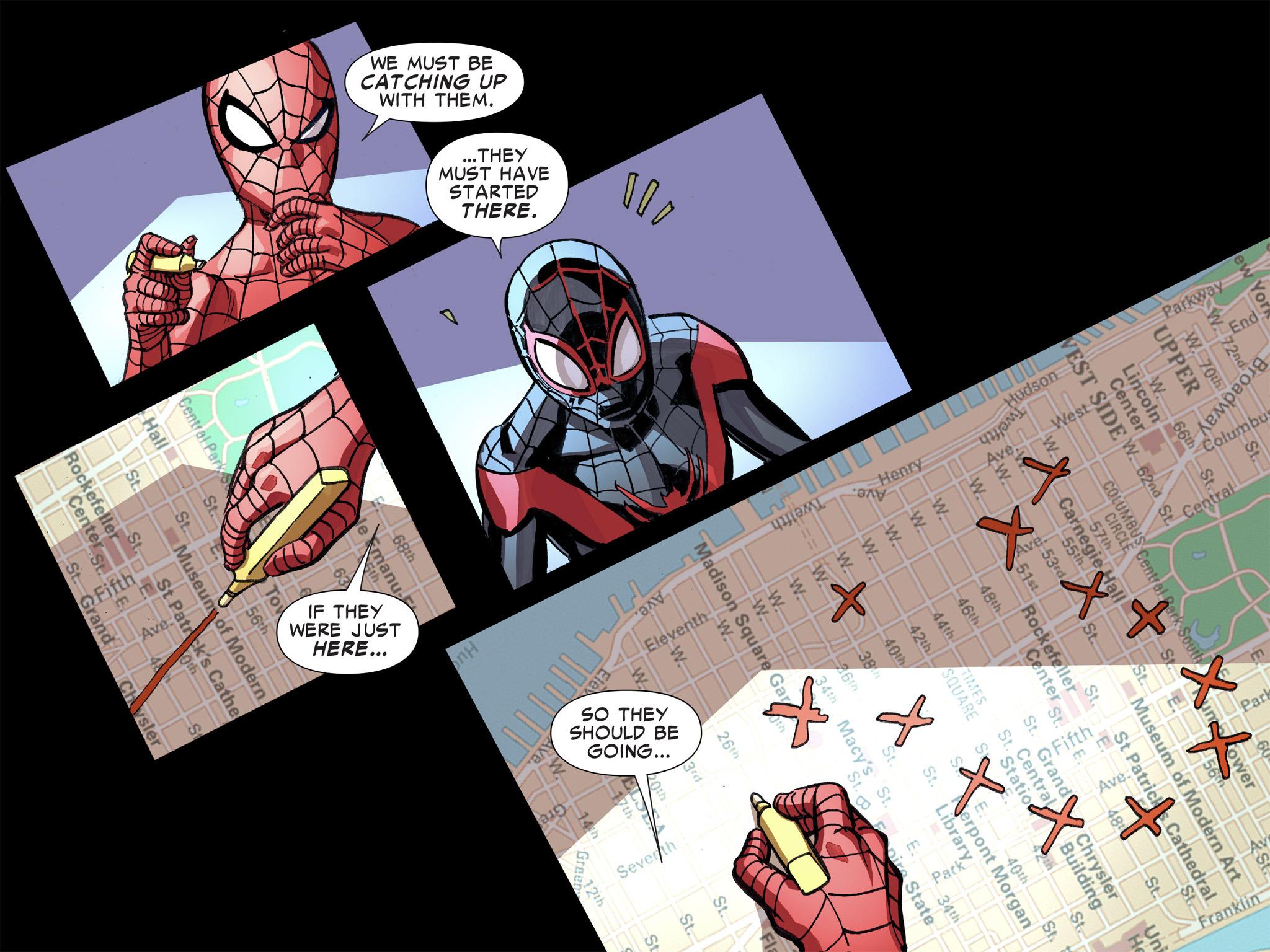 Read online Ultimate Spider-Man (Infinite Comics) (2016) comic -  Issue #8 - 39