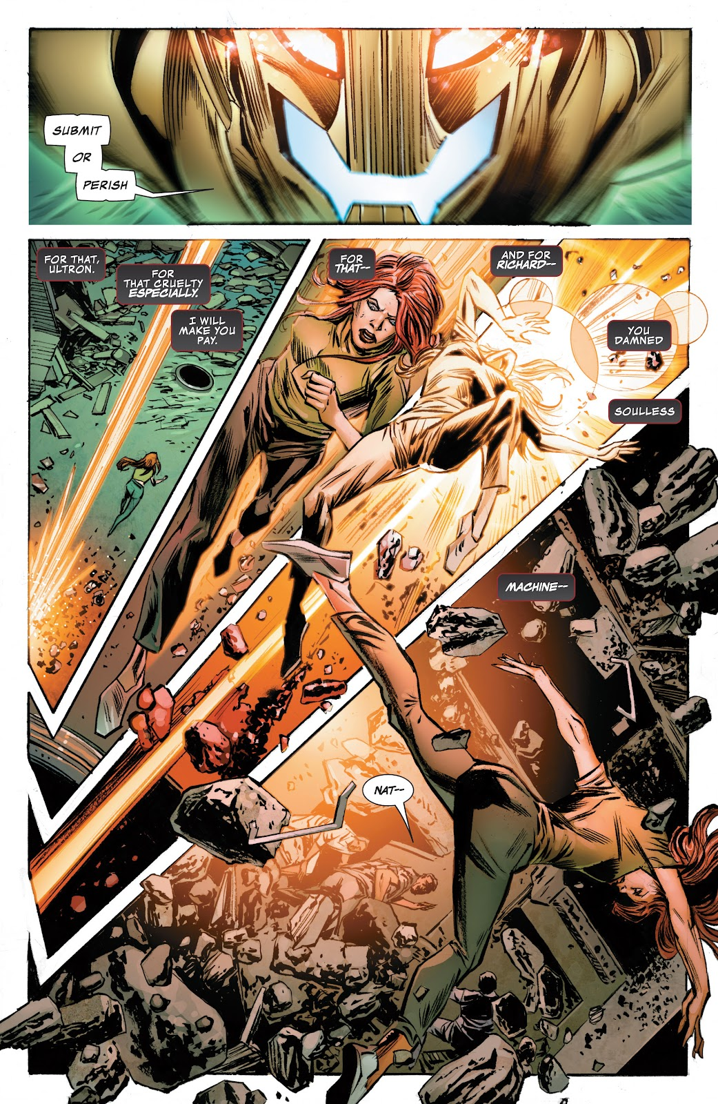 Read online Age of Ultron Companion comic -  Issue # TPB (Part 1) - 16