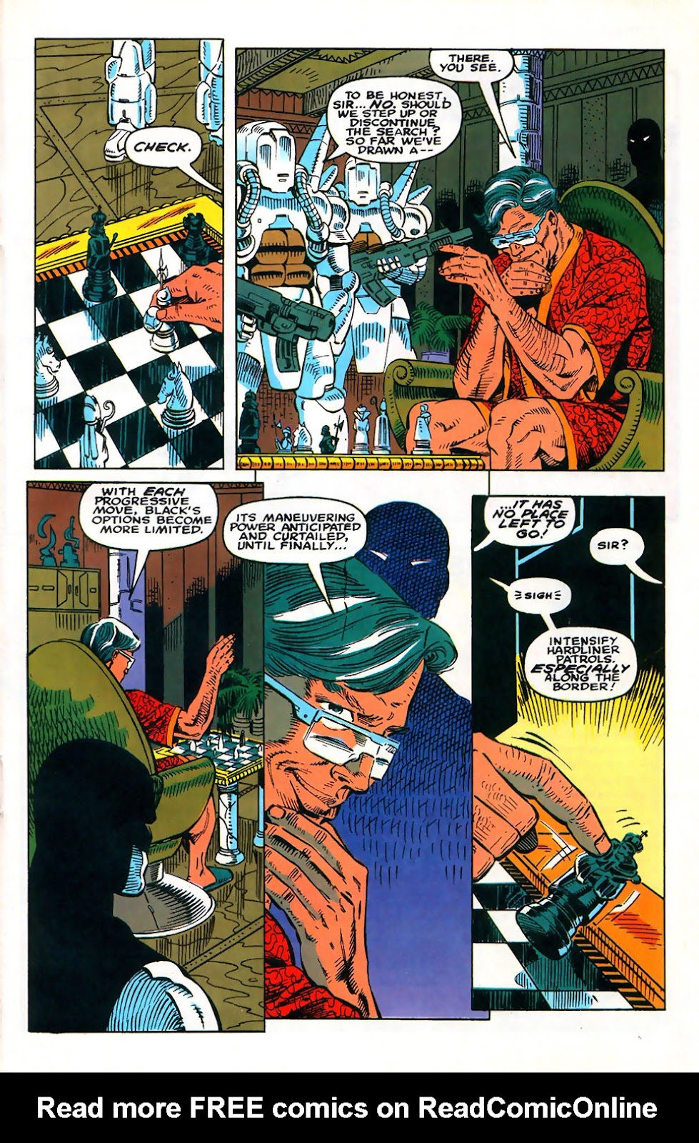 Alpha Flight (1983) issue 128 - Page 8