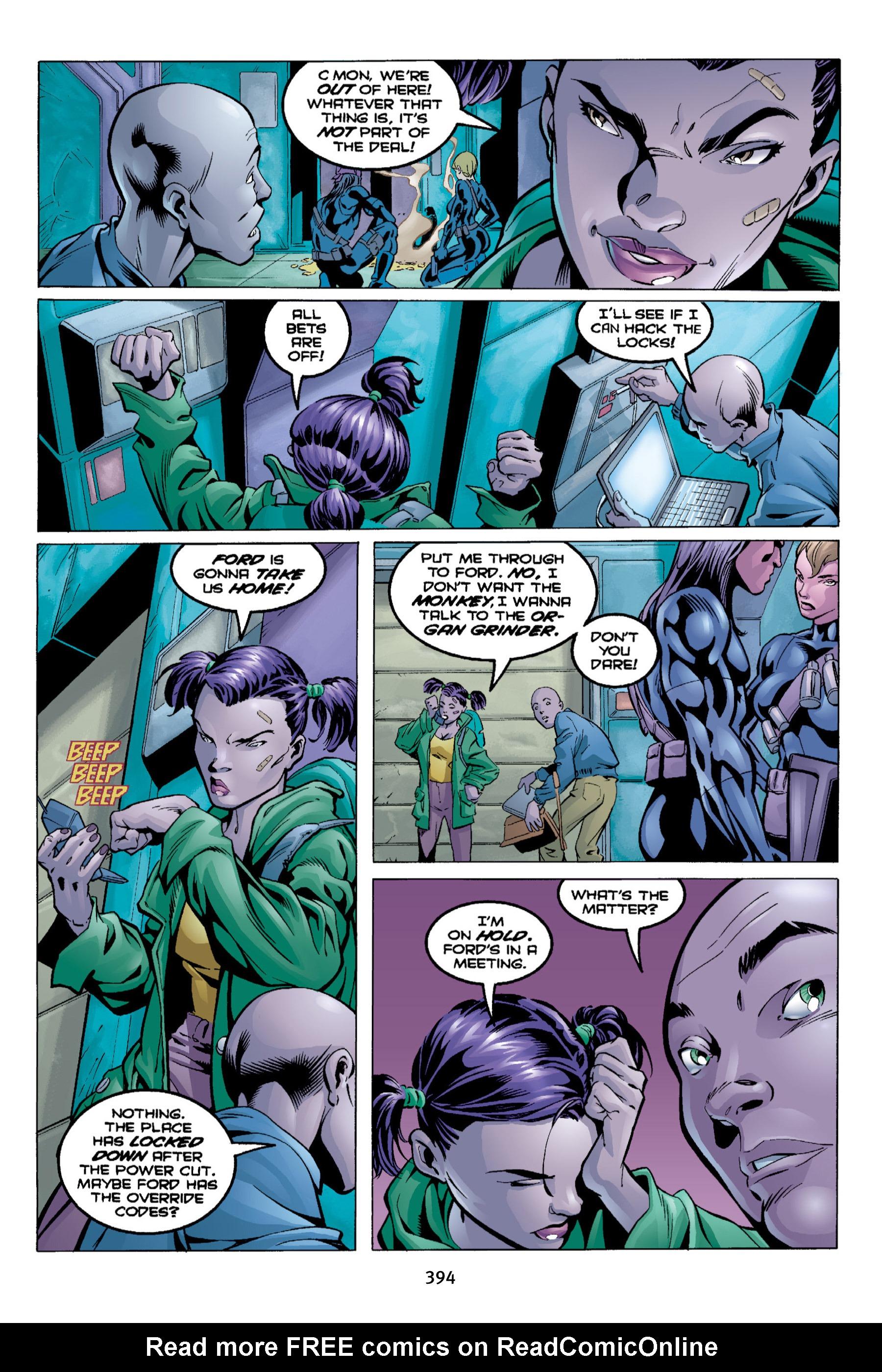 Read online Aliens vs. Predator Omnibus comic -  Issue # _TPB 2 Part 4 - 58