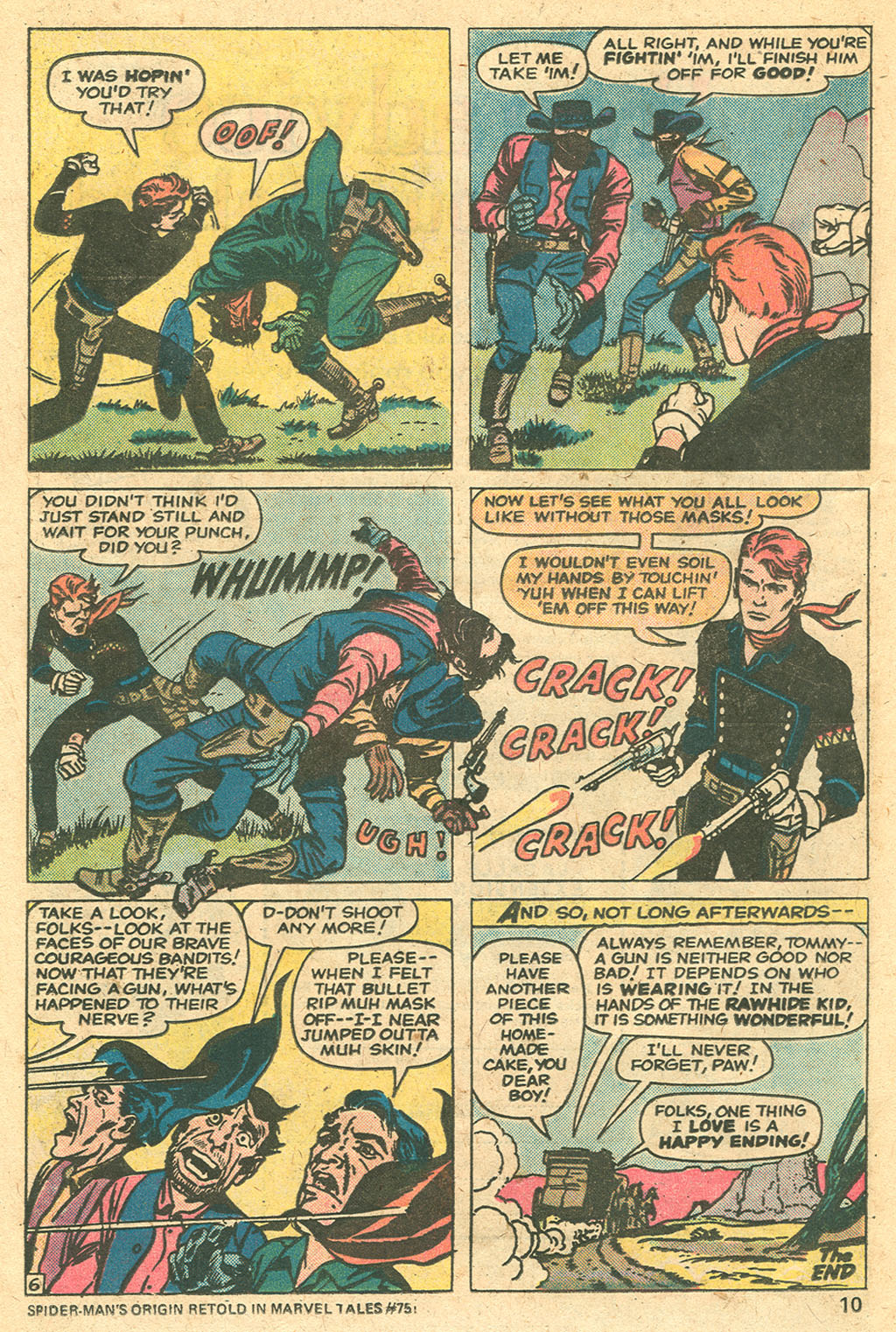 The Rawhide Kid (1955) issue 137 - Page 12