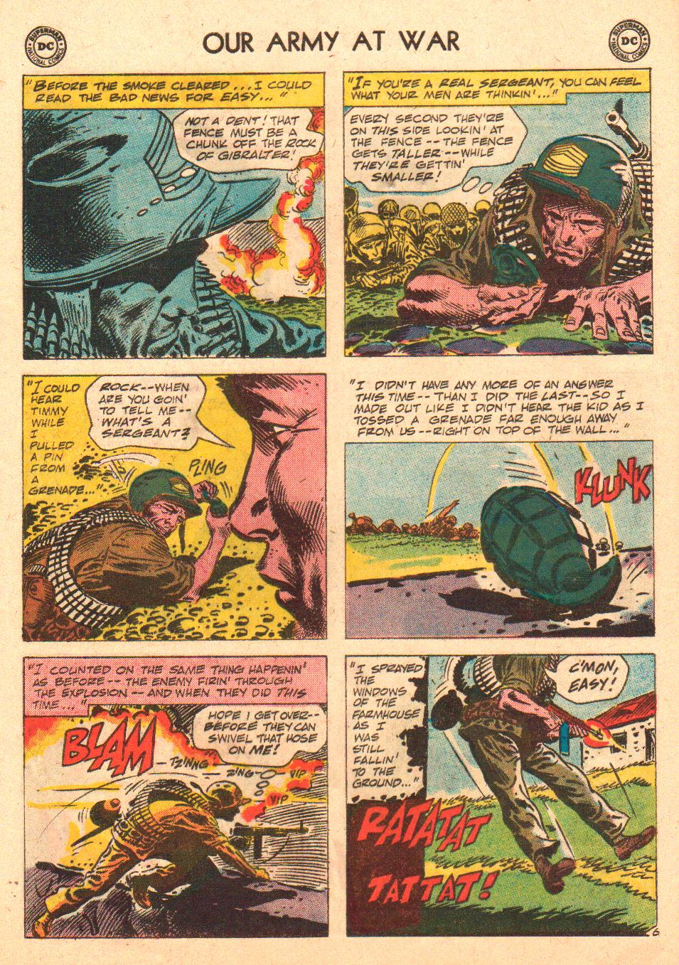 Our Army at War (1952) issue 97 - Page 8
