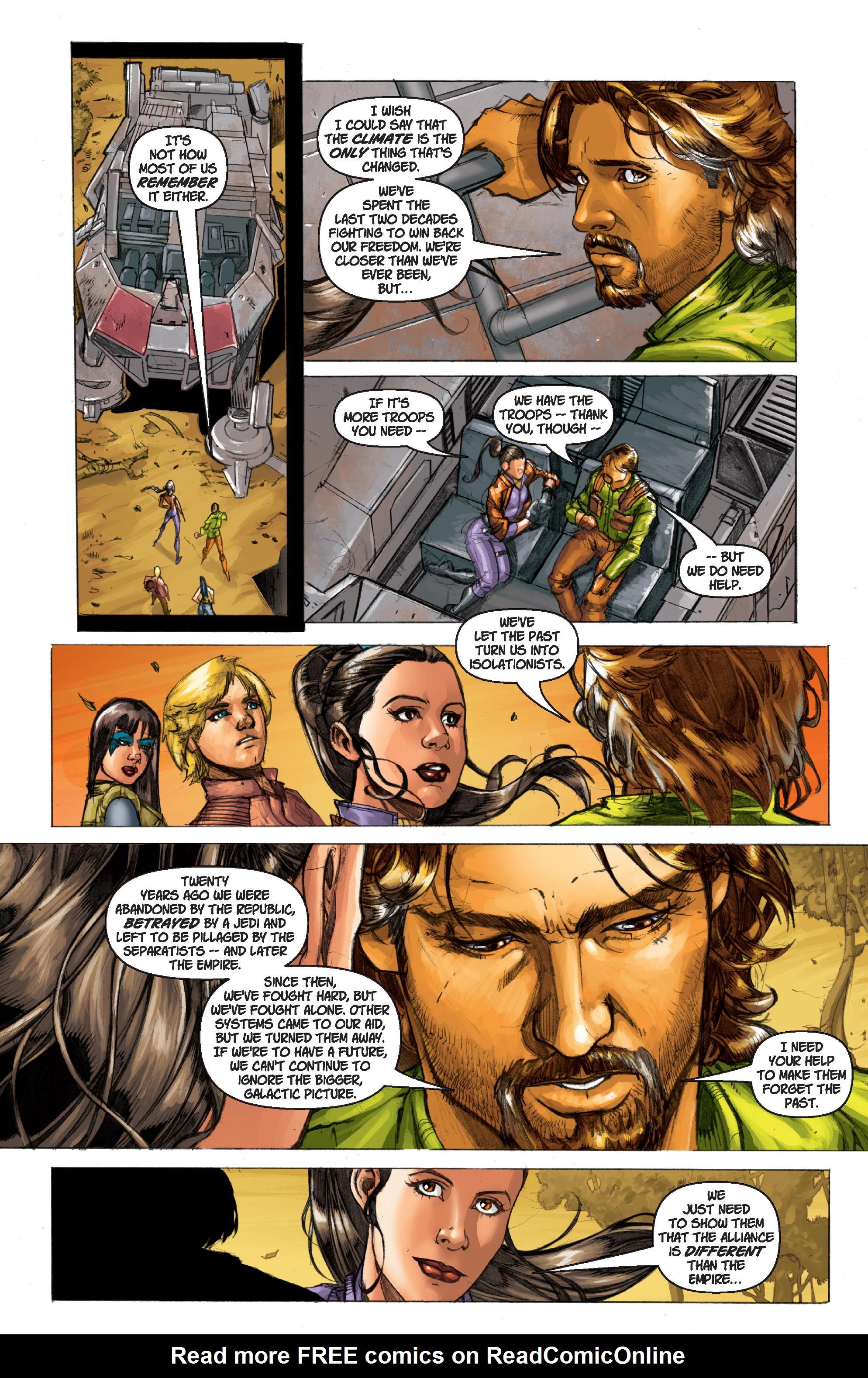 Read online Star Wars Omnibus comic -  Issue # Vol. 20 - 85